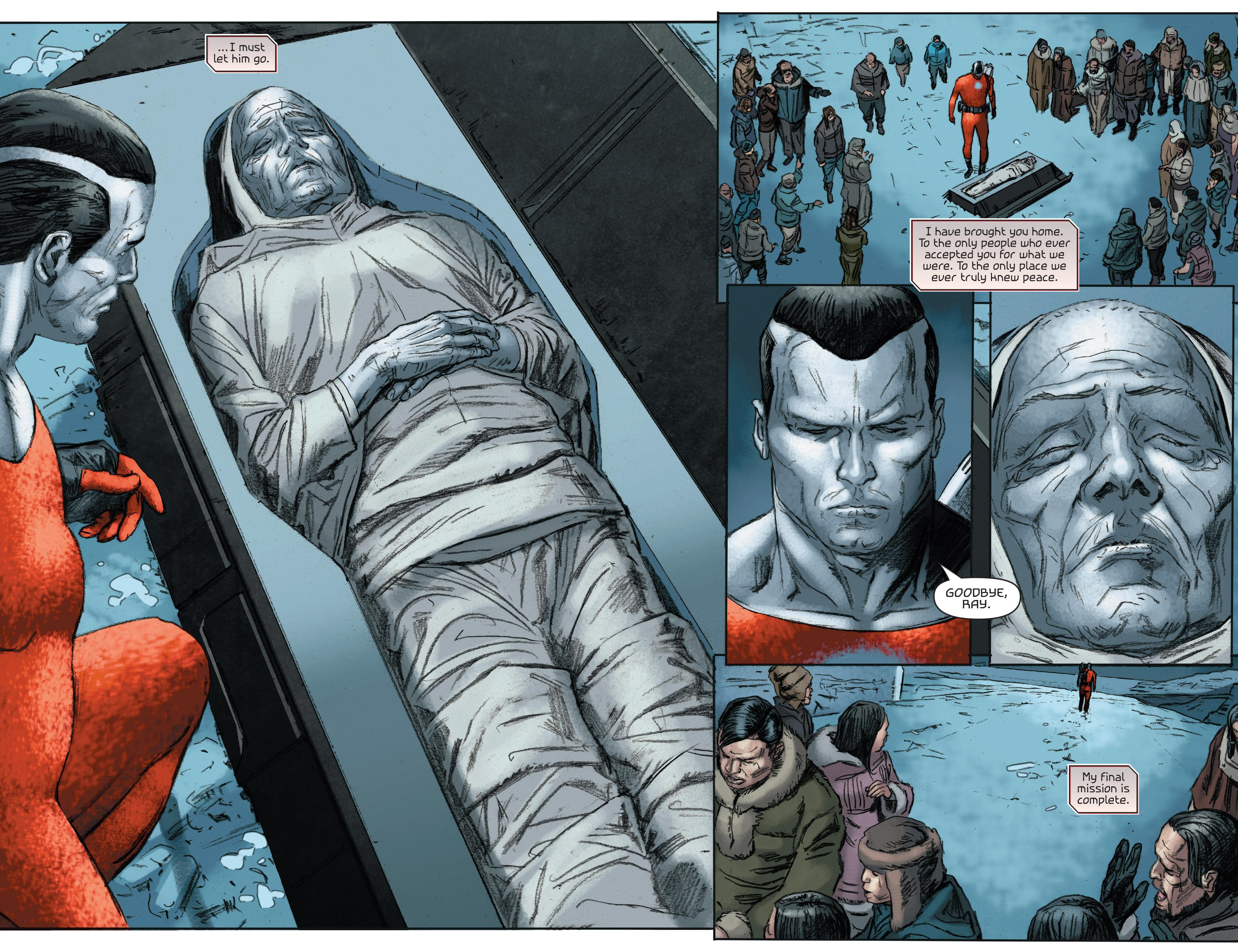 Read online 4001 A.D.: Bloodshot comic -  Issue #4001 A.D.: Bloodshot Full - 20