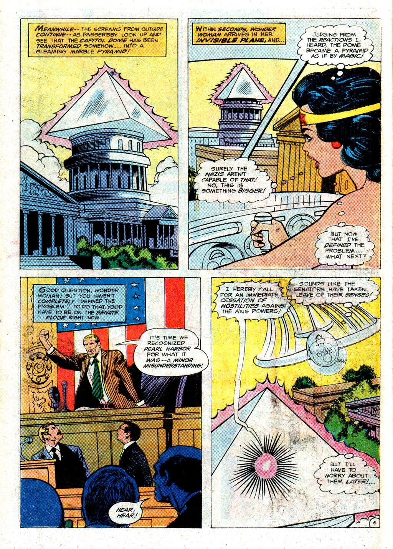 Read online Wonder Woman (1942) comic -  Issue #231 - 10