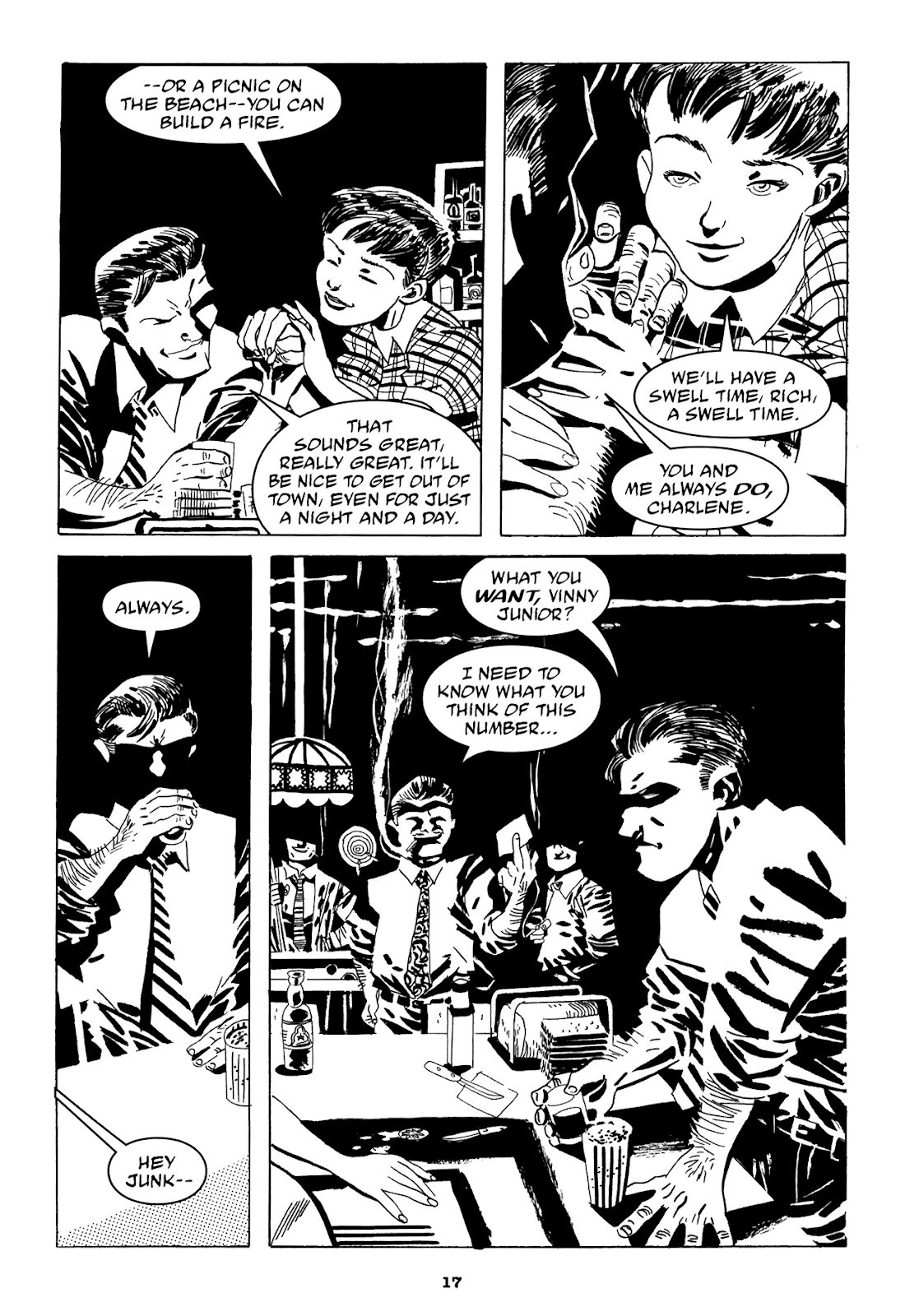 Read online Filthy Rich comic -  Issue # TPB (Part 1) - 19
