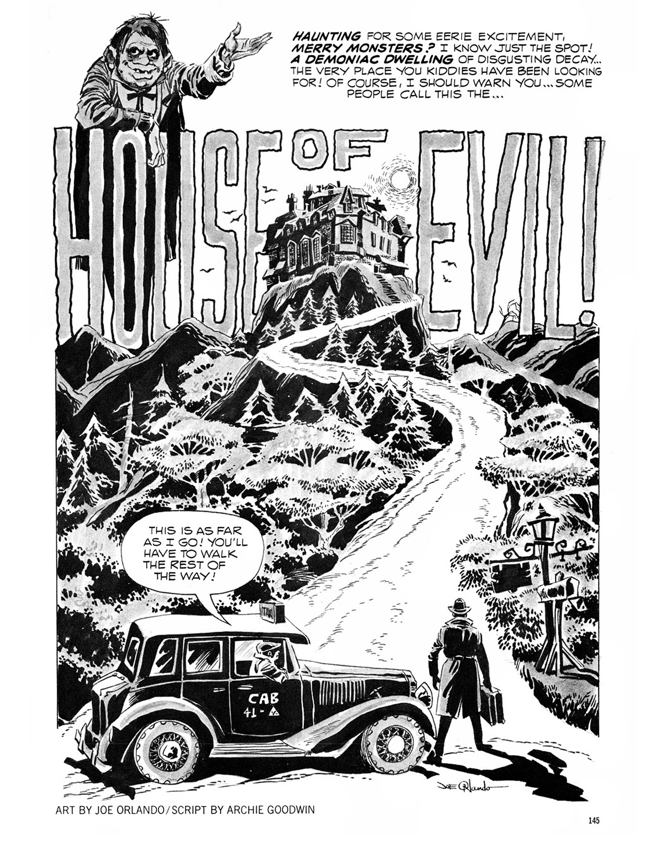 Read online Eerie Archives comic -  Issue # TPB 1 - 146