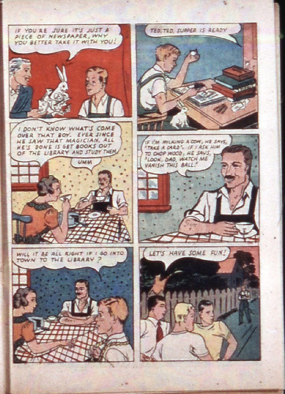 Read online Super-Magician Comics comic -  Issue #3 - 46