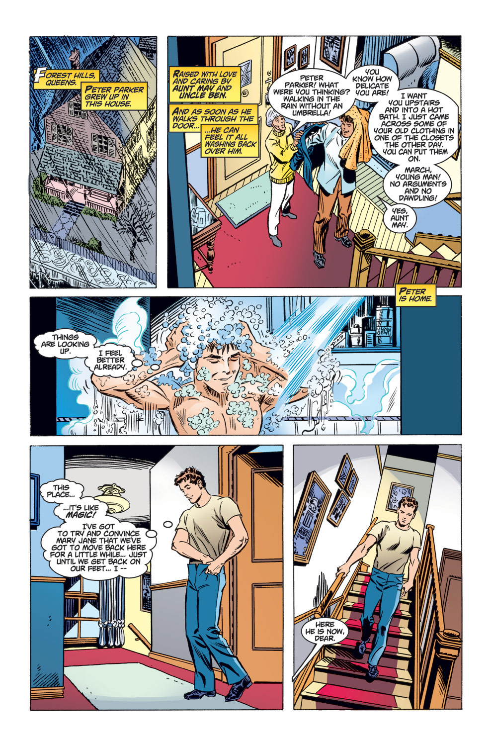 The Amazing Spider-Man (1999) 18 Page 5