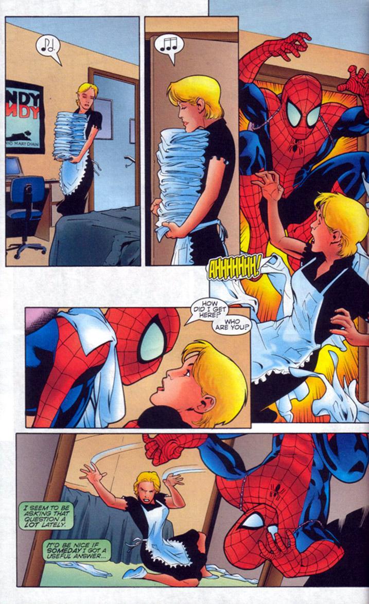 Read online Spider-Man/Gen13 comic -  Issue # Full - 25