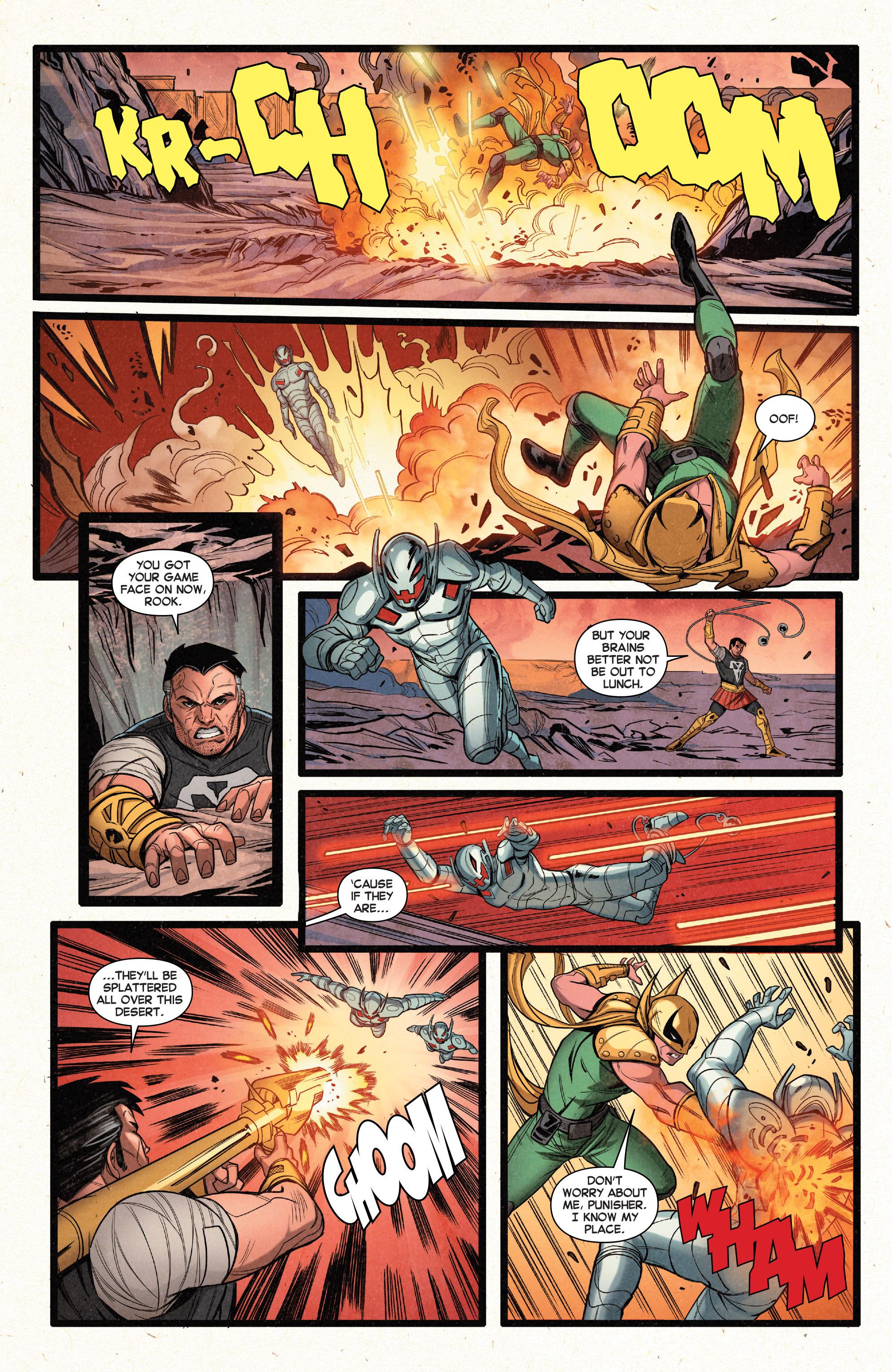 Read online Secret Wars Journal comic -  Issue #4 - 9