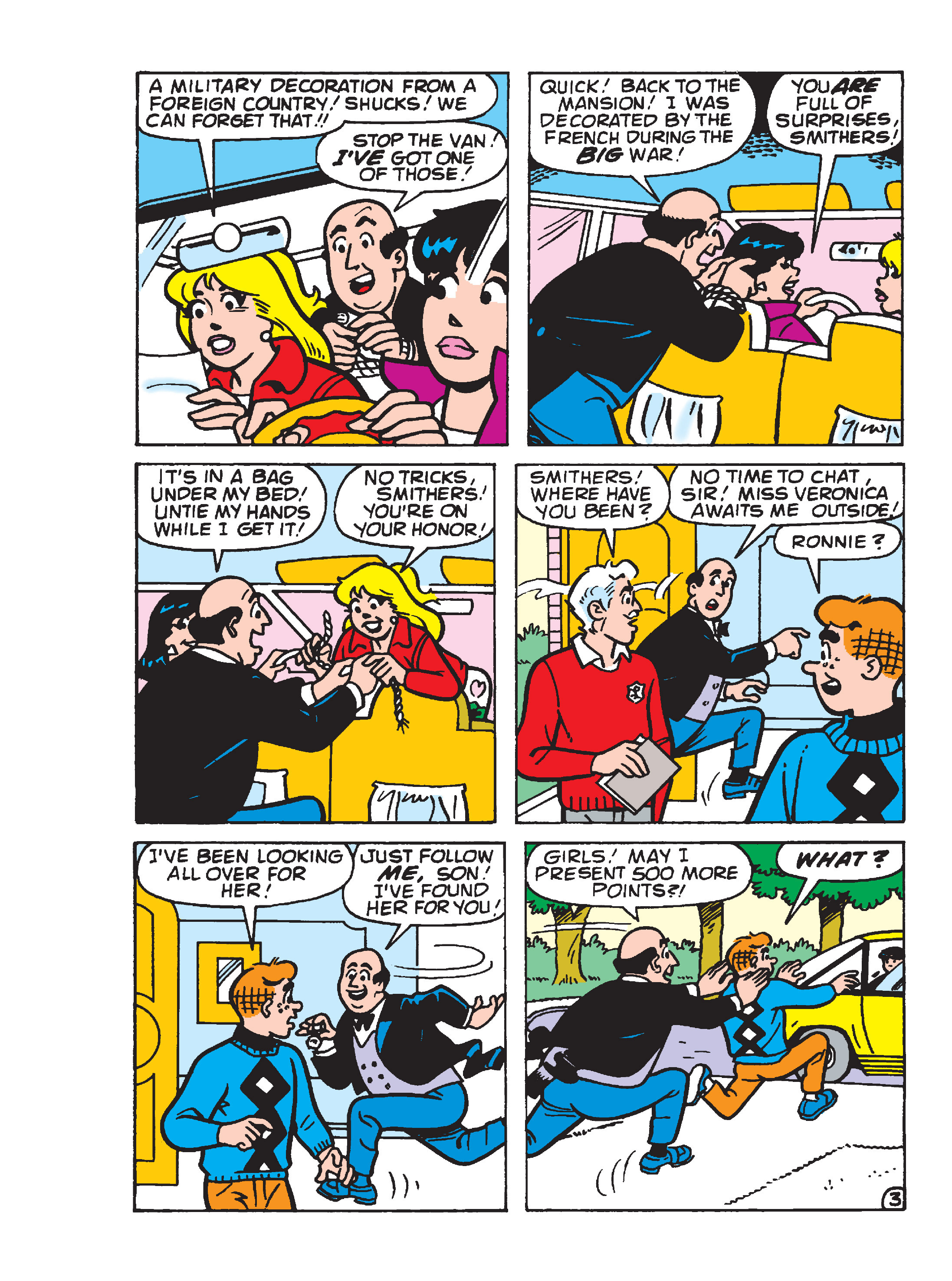 Read online Archie 1000 Page Comics Blowout! comic -  Issue # TPB (Part 4) - 208