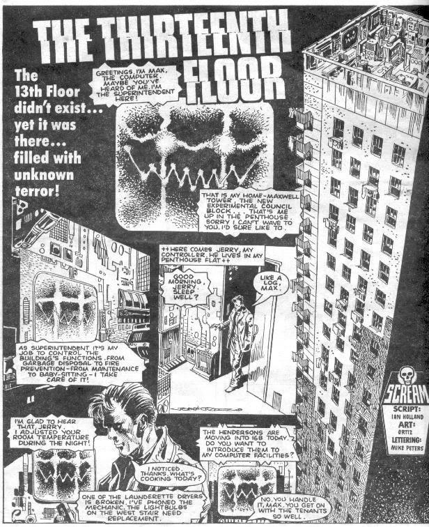 Read online The Thirteenth Floor (2007) comic -  Issue # Full - 1