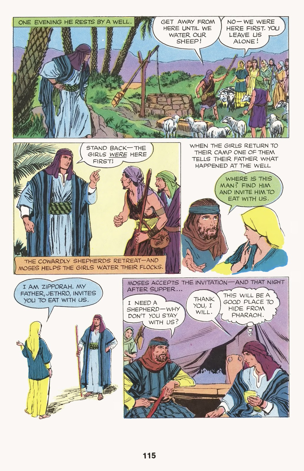 The Picture Bible issue TPB (Part 2) - Page 18