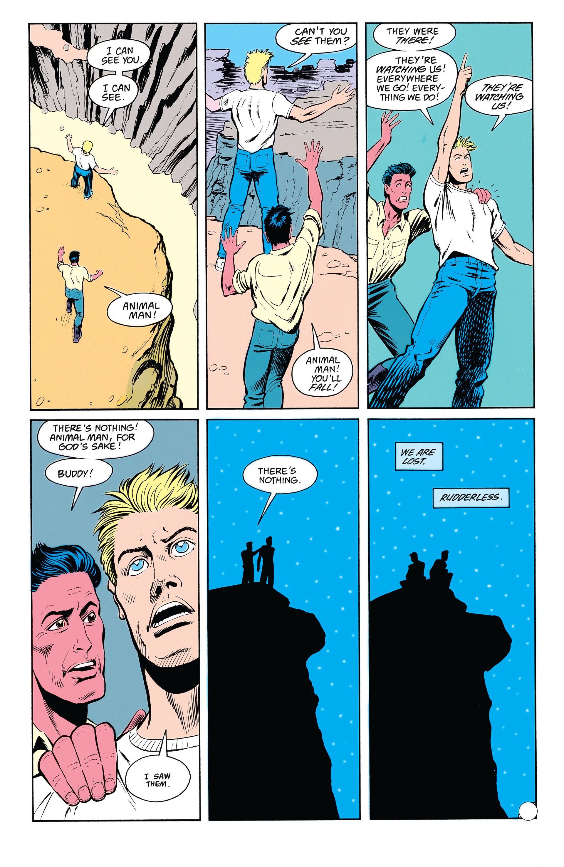 Read online Animal Man (1988) comic -  Issue #19 - 13