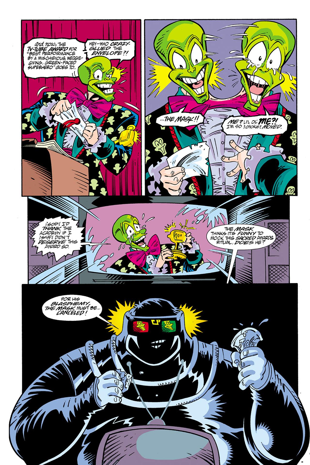 Read online Adventures Of The Mask Omnibus comic -  Issue #Adventures Of The Mask Omnibus Full - 210