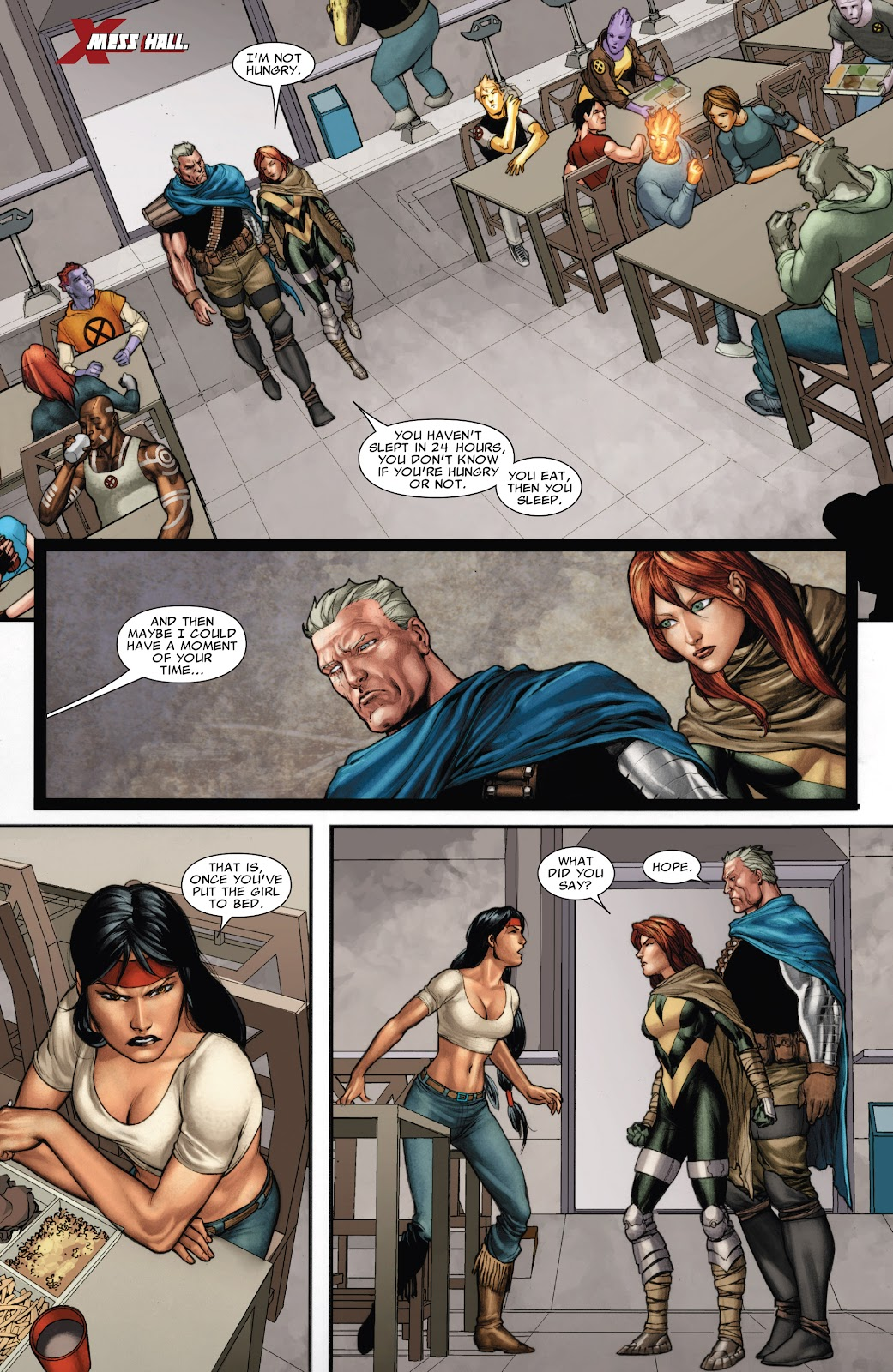 Read online X-Men: Second Coming comic -  Issue # _TPB (Part 2) - 70