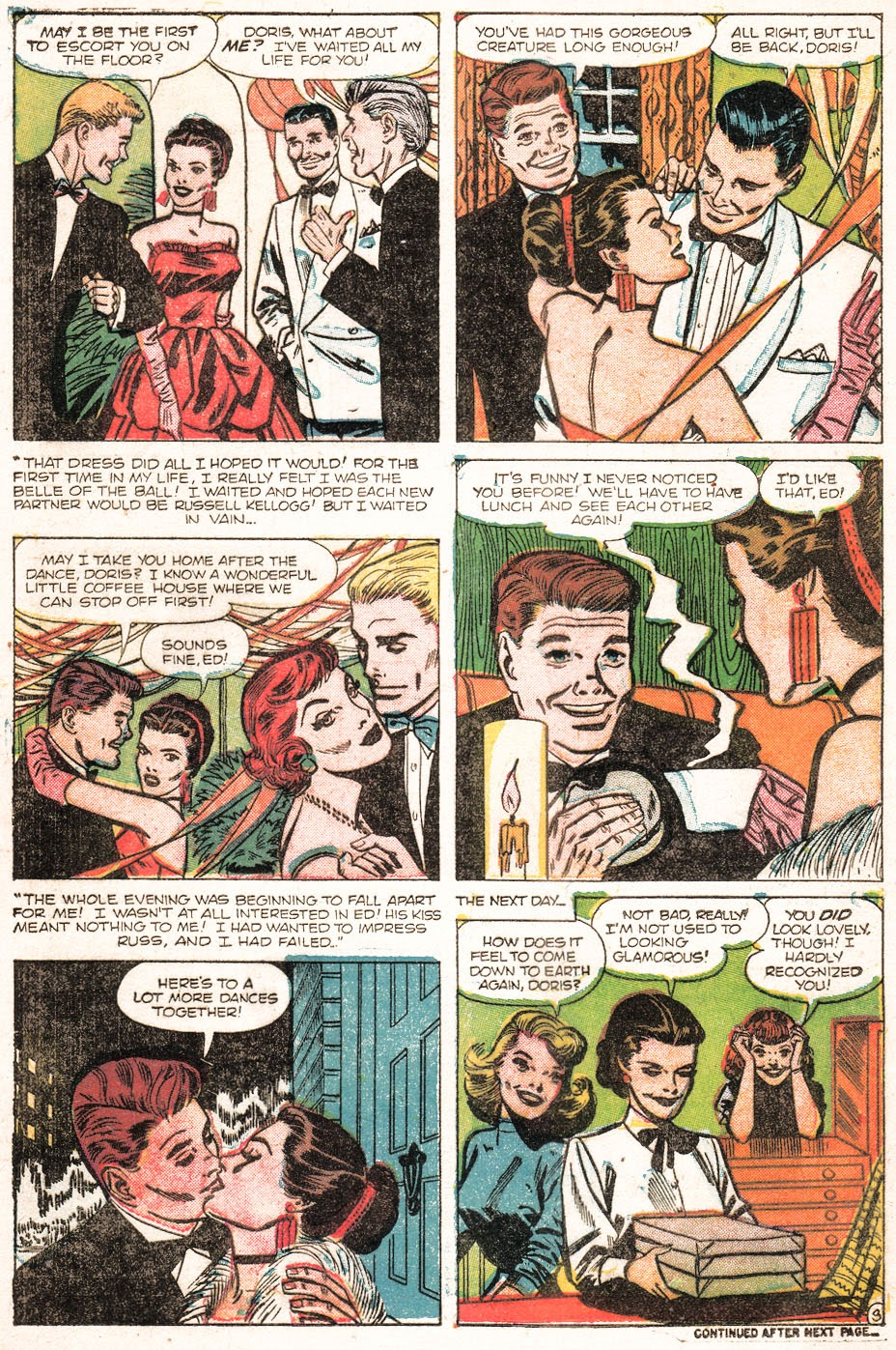 Love Romances (1949) issue 51 - Page 12