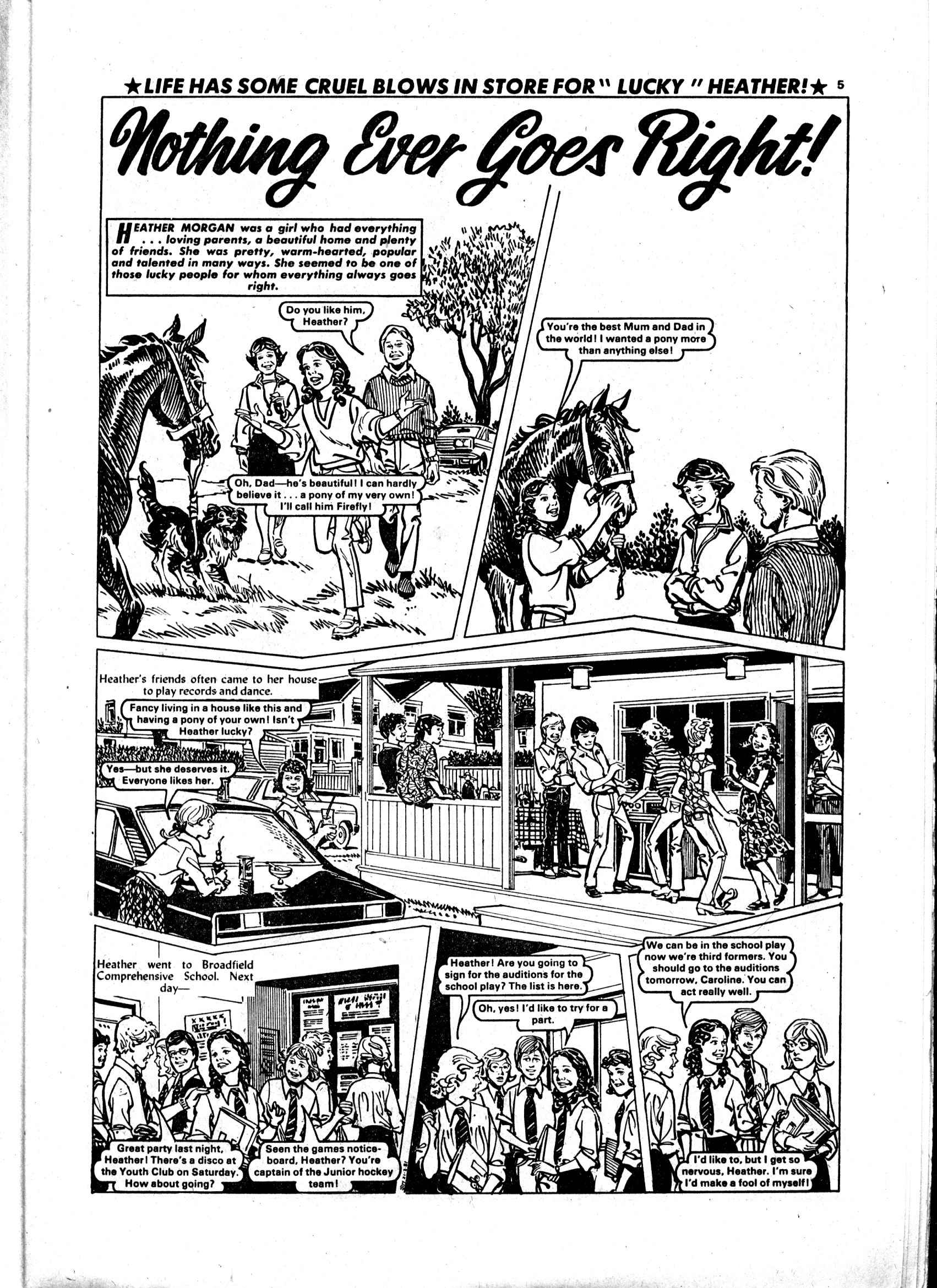 Read online Judy comic -  Issue #1102 - 5