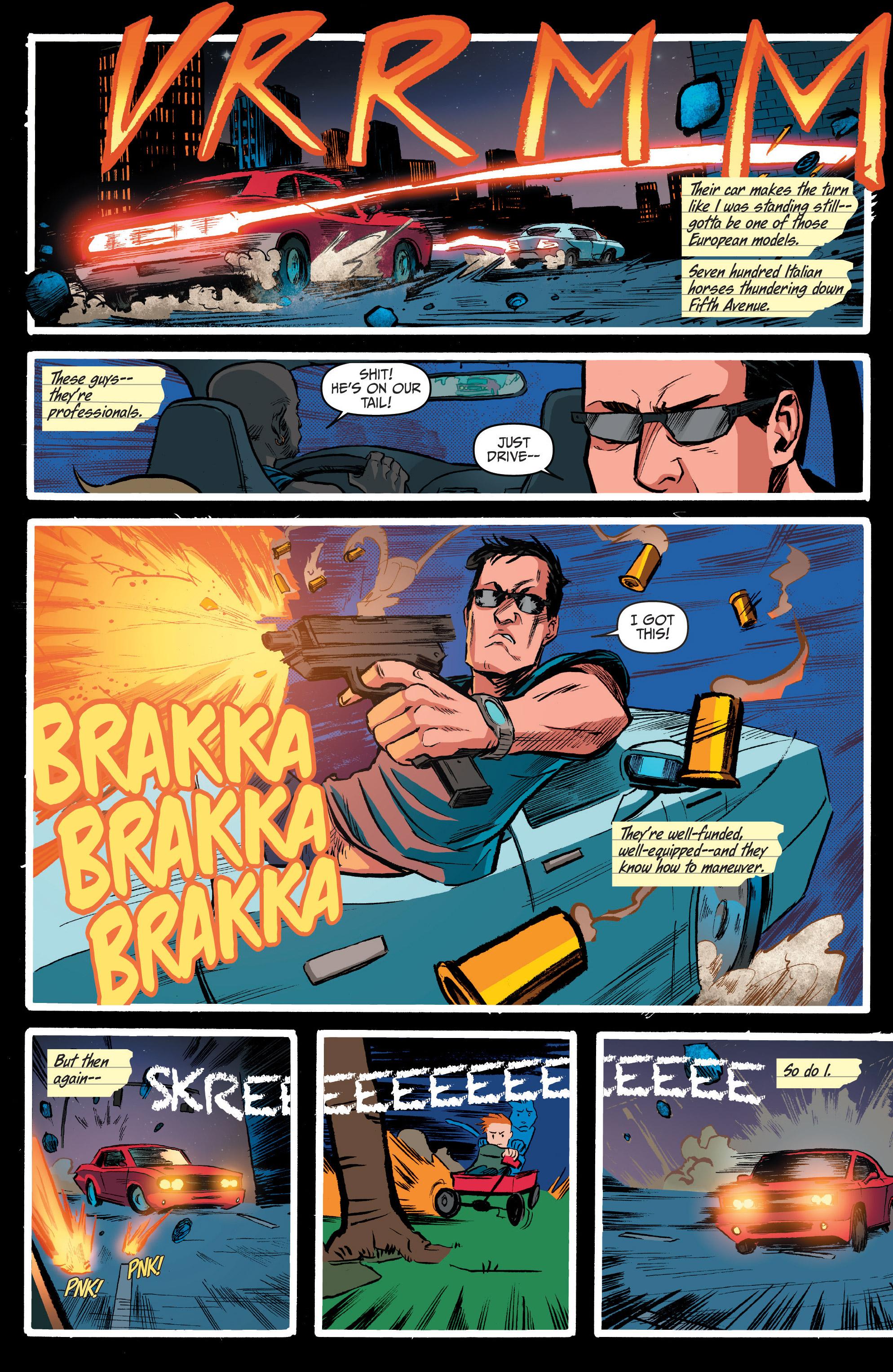 Read online Spencer & Locke comic -  Issue #2 - 17