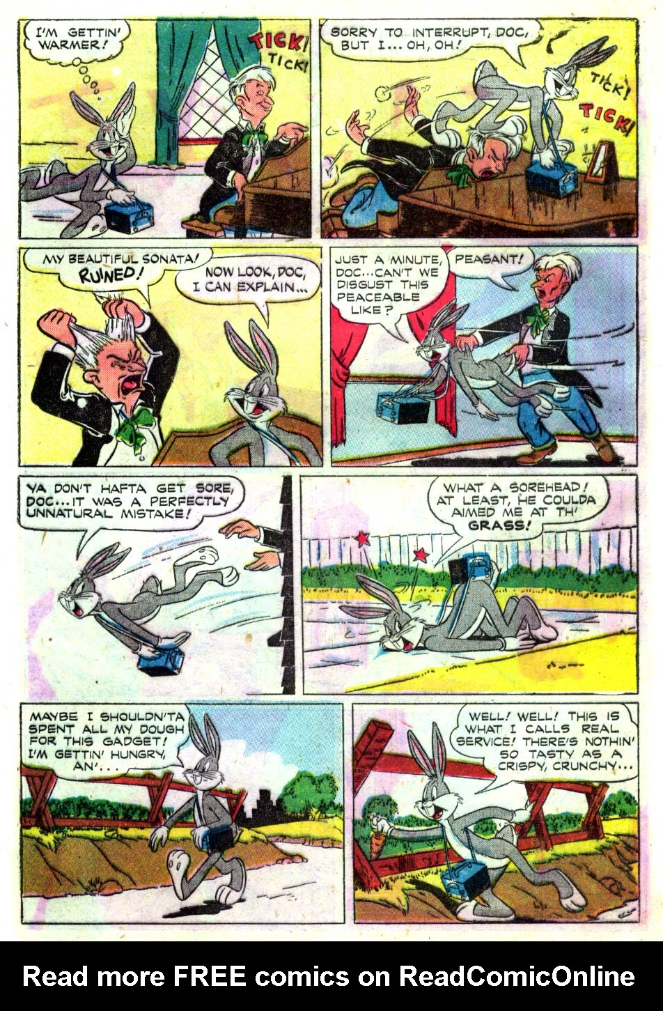 Four Color Comics issue 307 - Page 5
