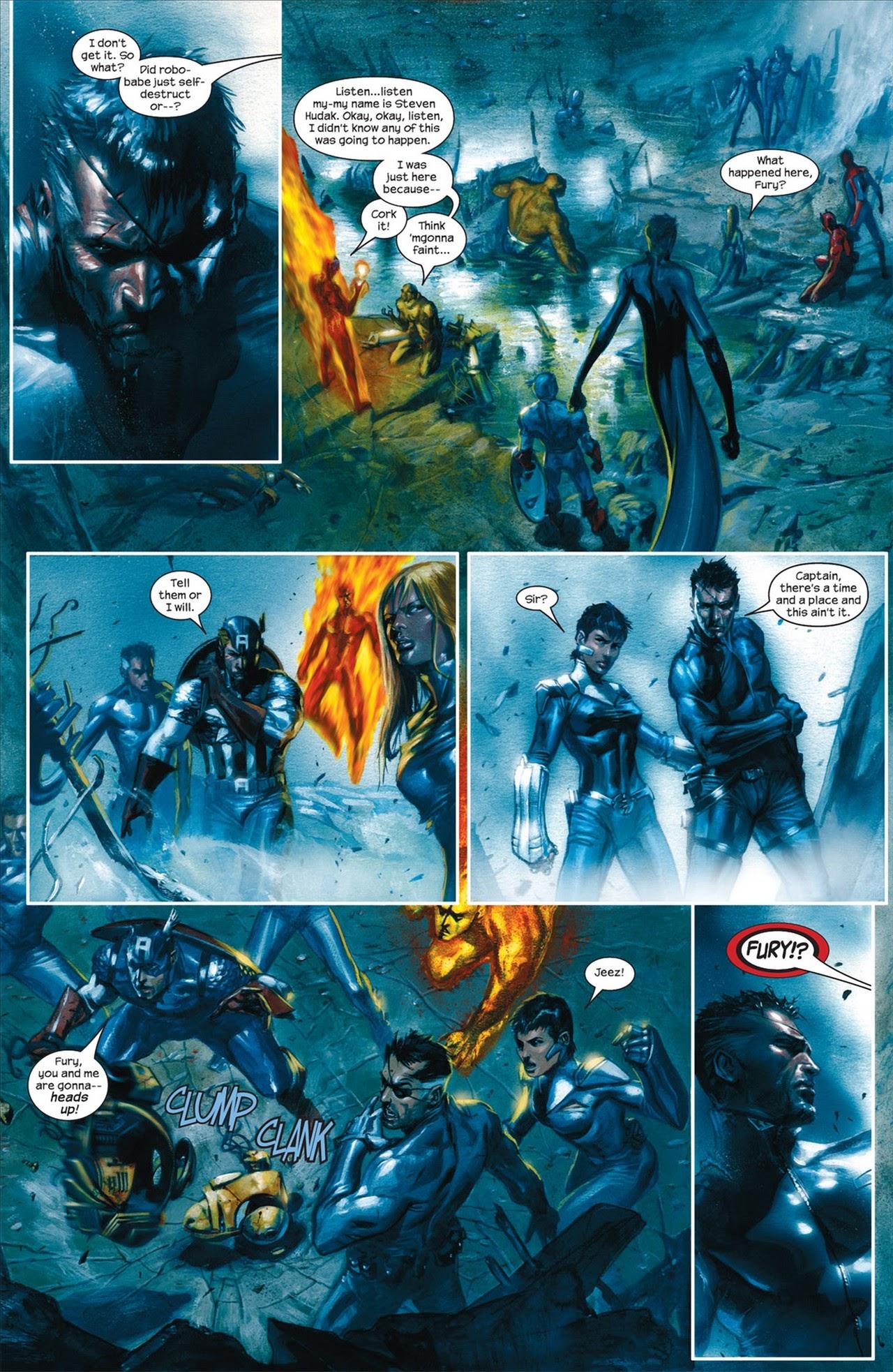 Secret War #5 #6 - English 13