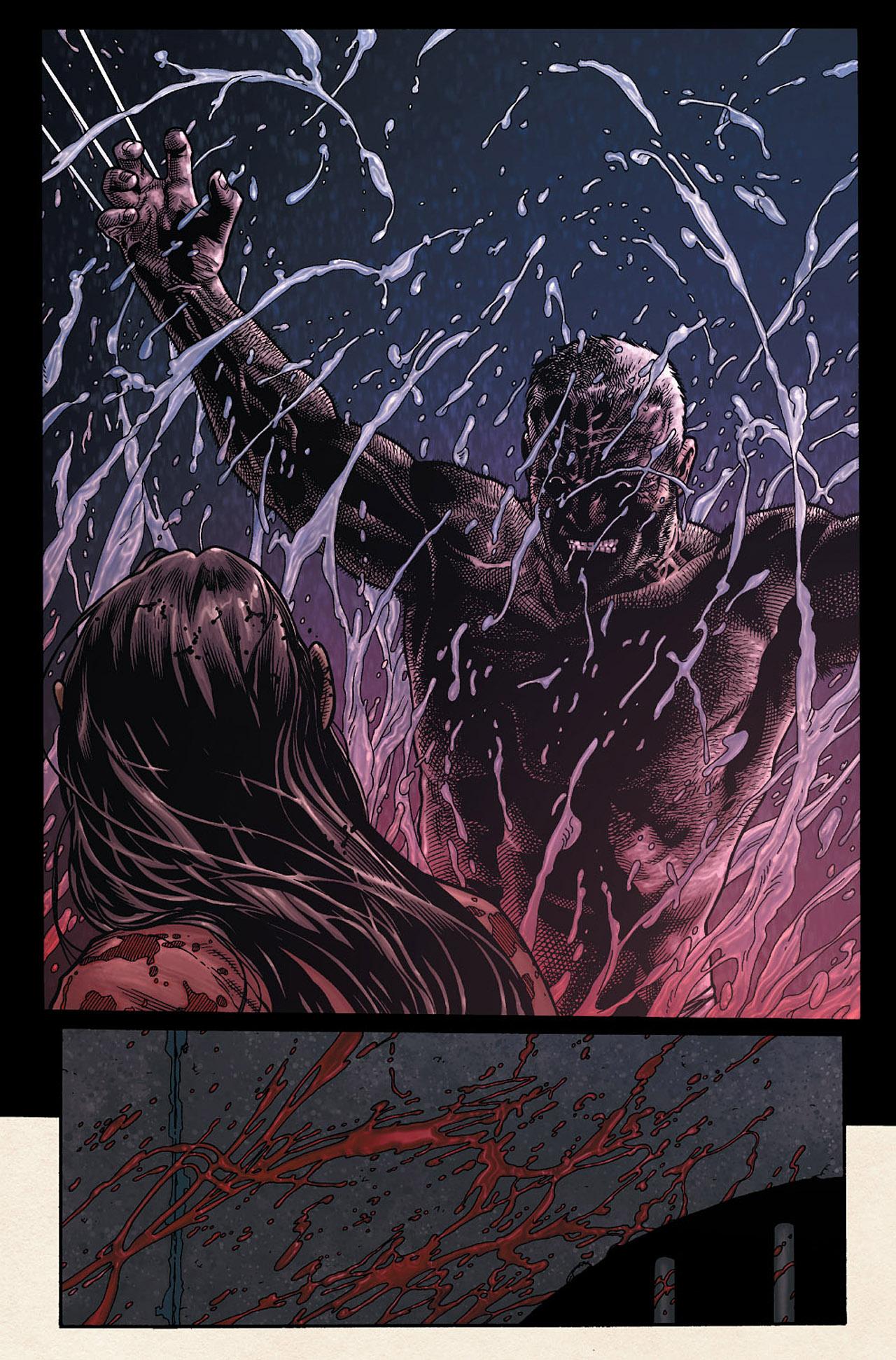 Read online Wolverine: Old Man Logan comic -  Issue # Full - 169