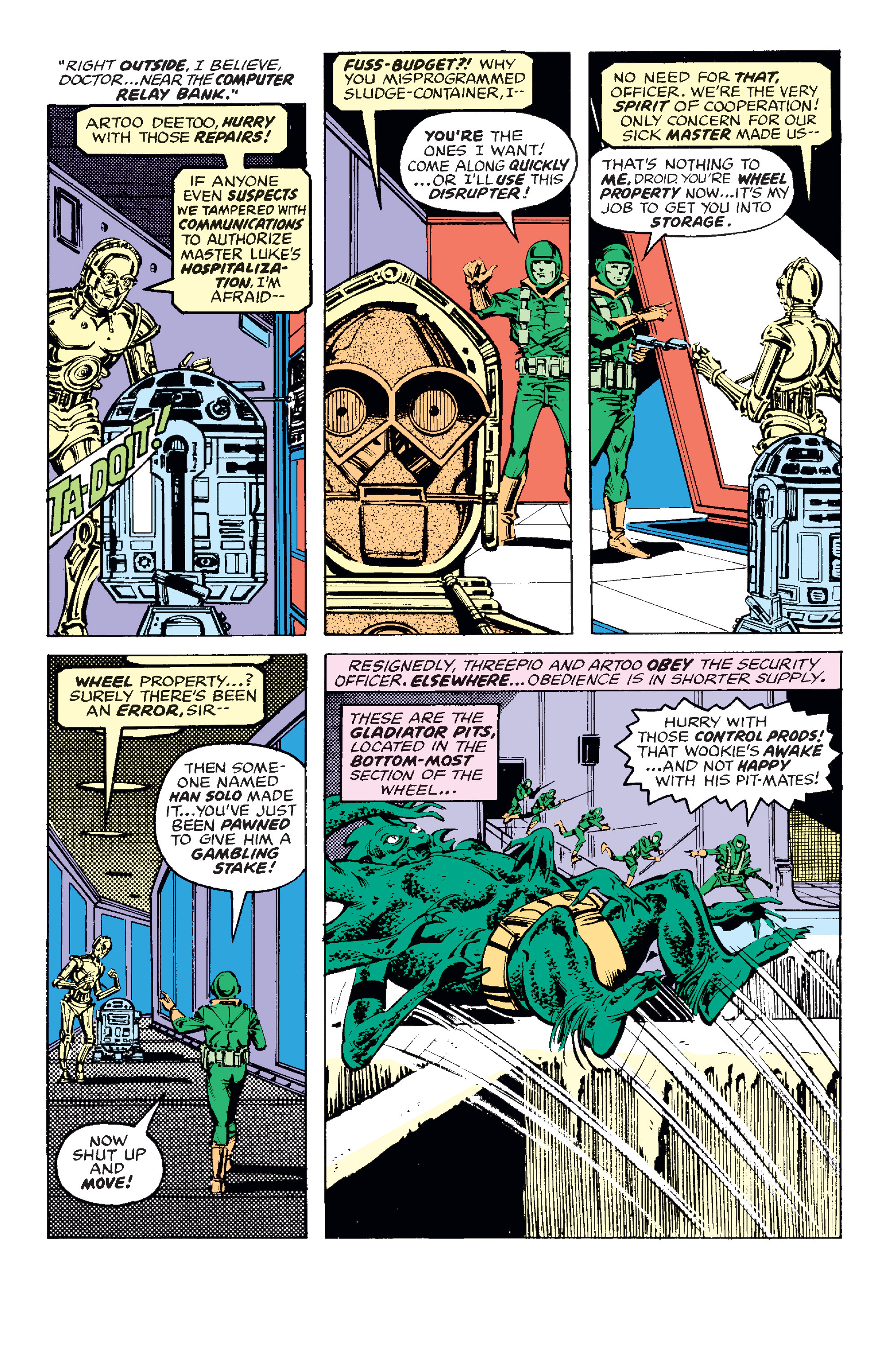 Read online Star Wars Omnibus comic -  Issue # Vol. 13 - 345