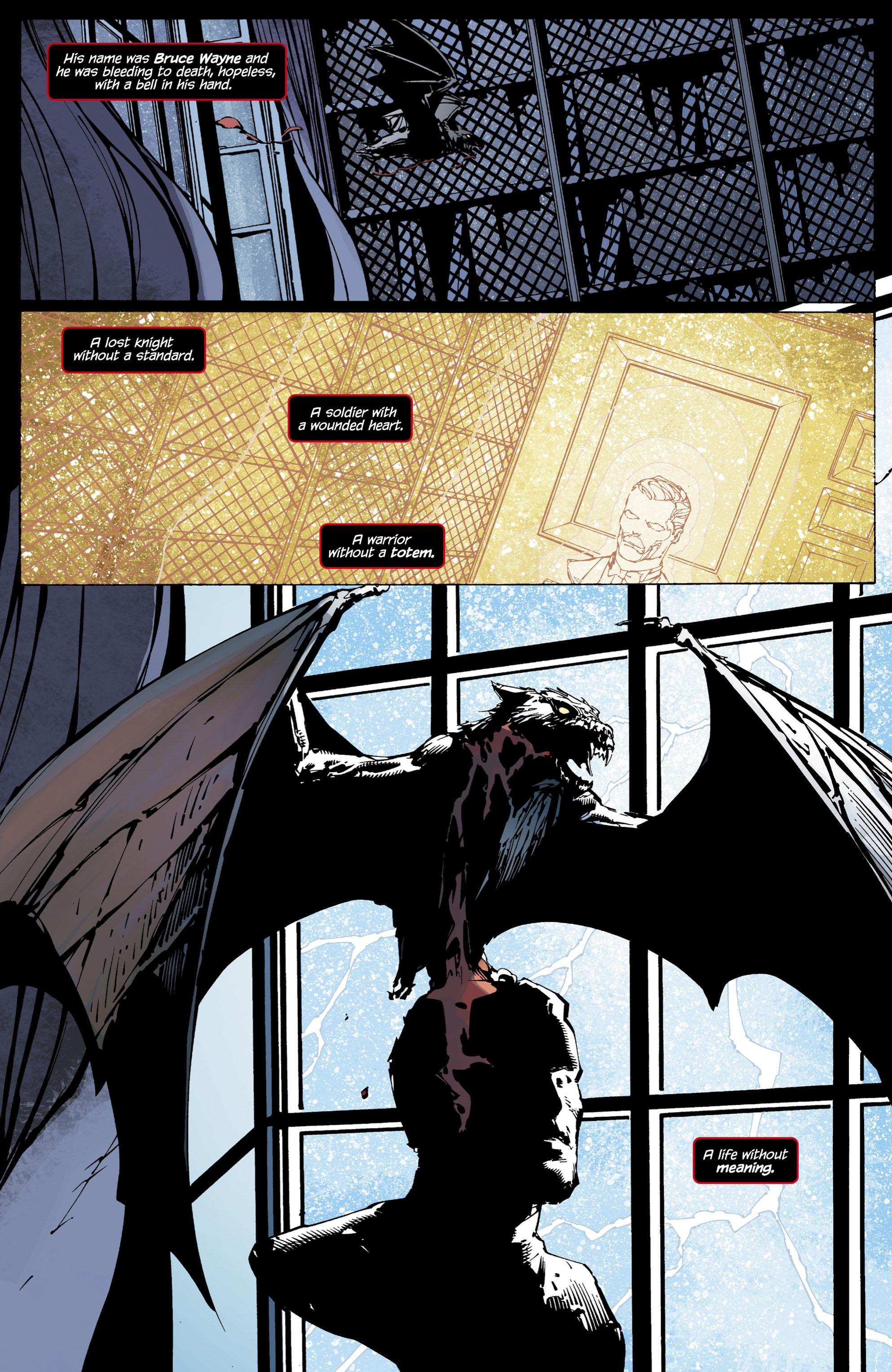 Read online Batman: The Return comic -  Issue # Full - 5