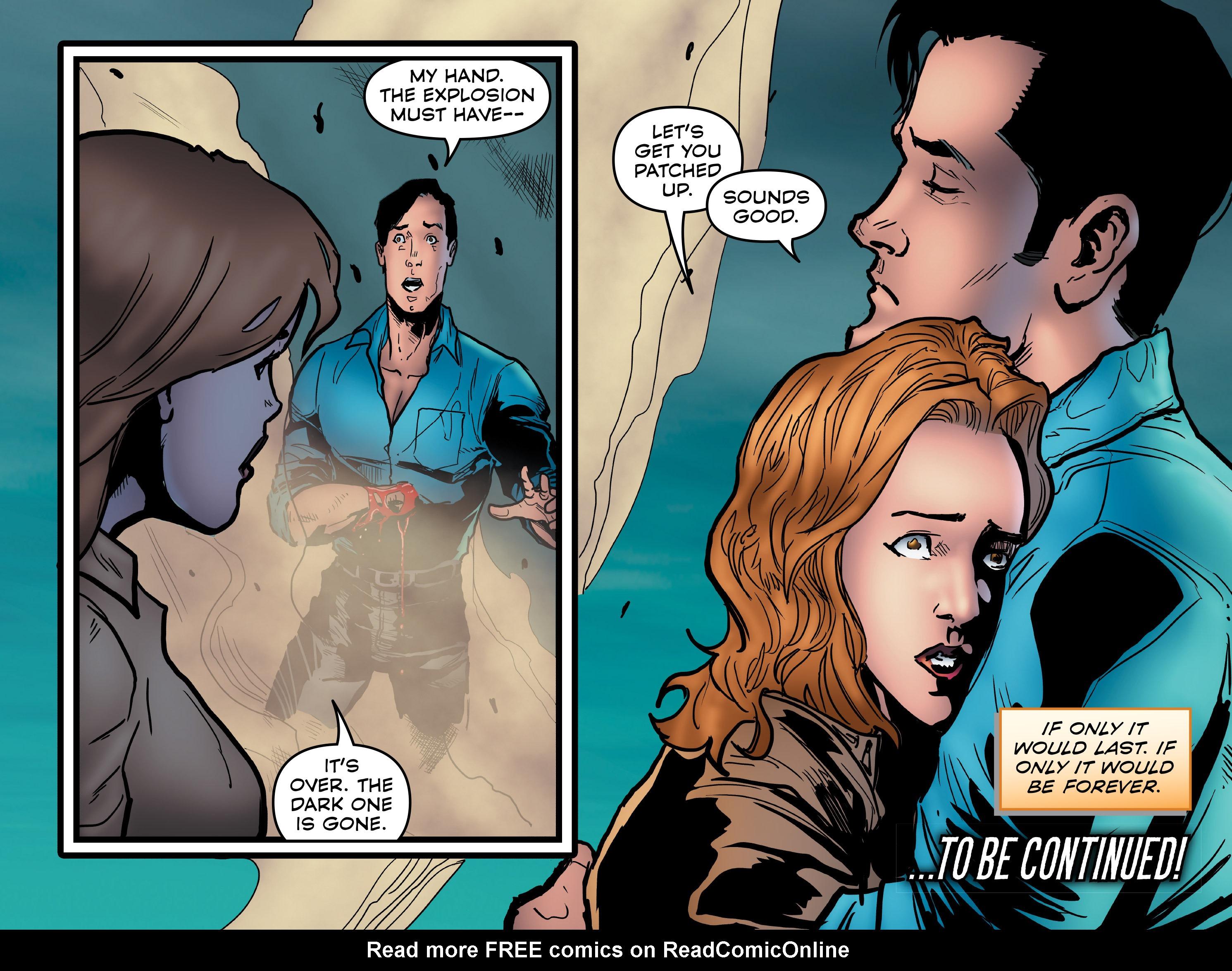 Read online Evil Dead 2: Dark Ones Rising comic -  Issue #5 - 23