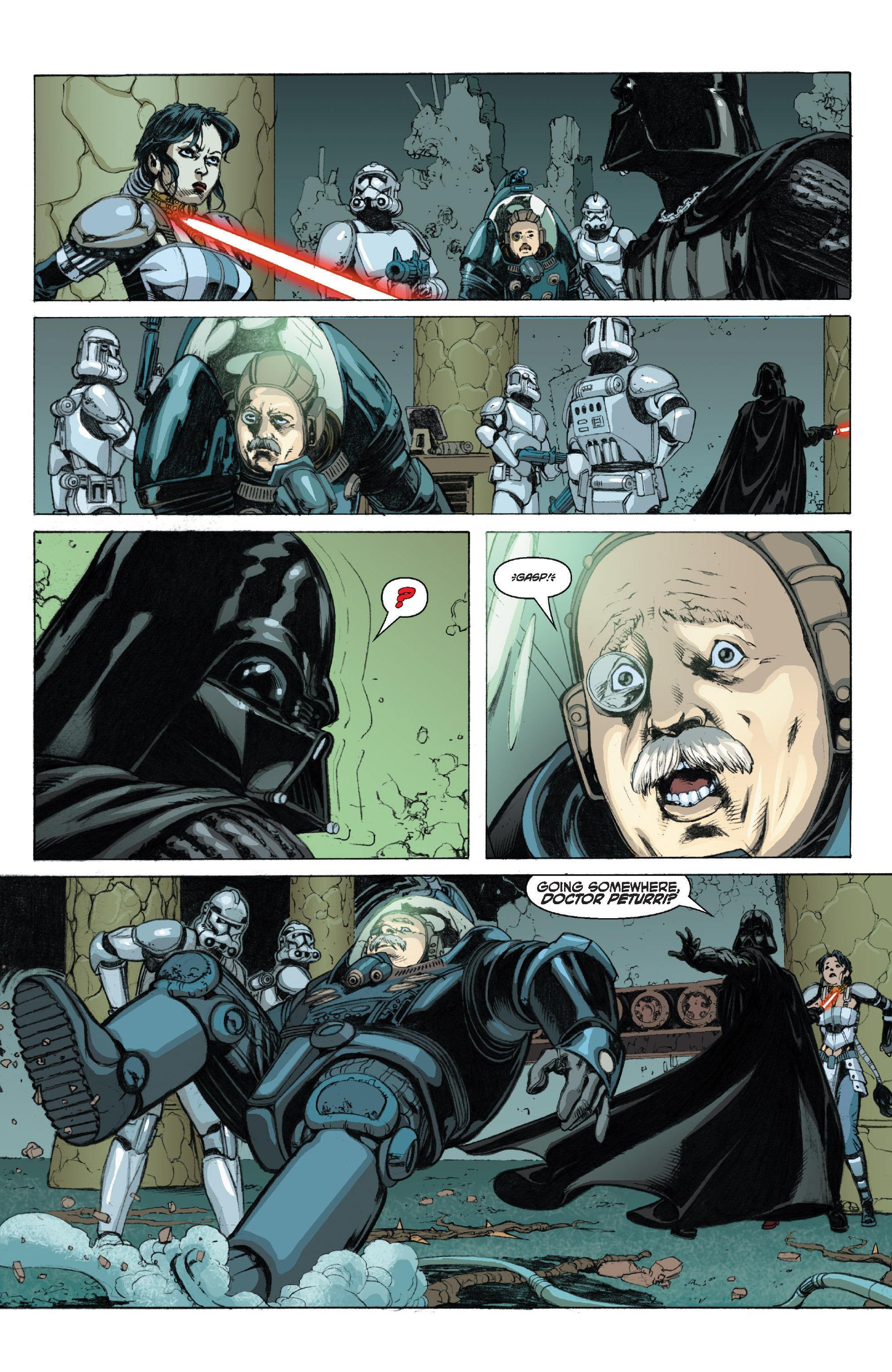 Read online Star Wars Omnibus comic -  Issue # Vol. 31 - 313