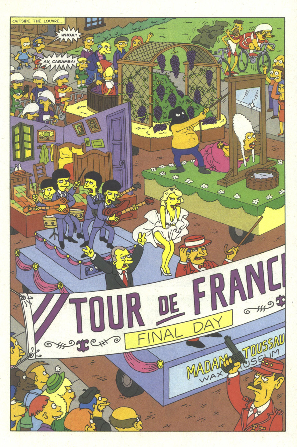 Read online Simpsons Comics comic -  Issue #23 - 16