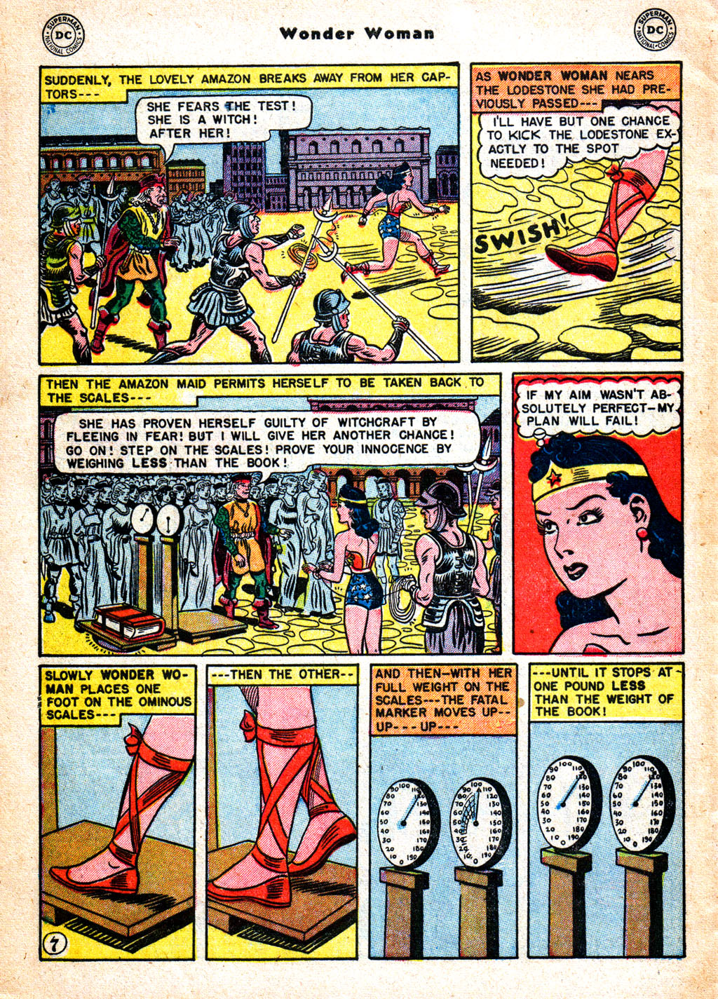 Read online Wonder Woman (1942) comic -  Issue #57 - 37