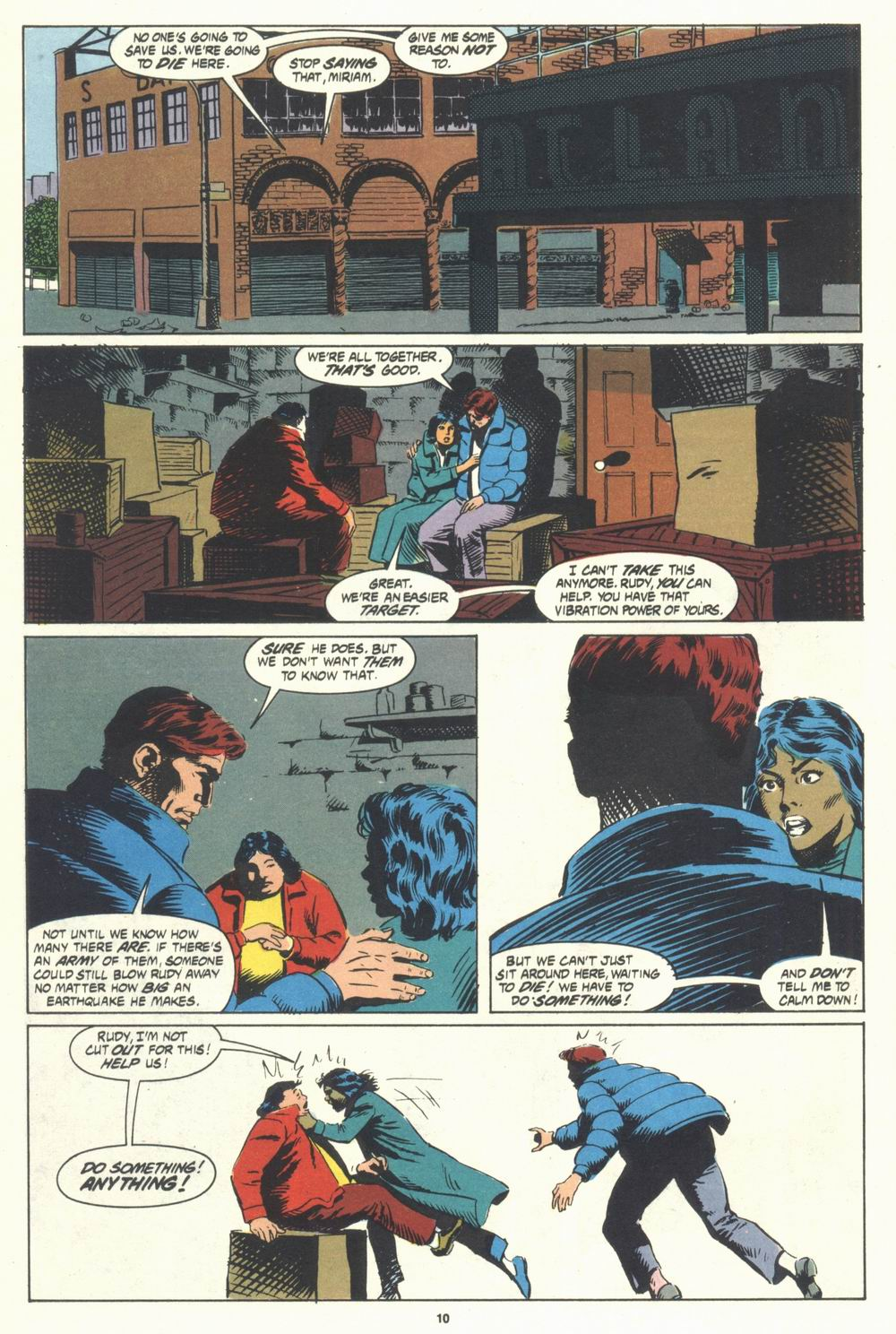 Read online Justice (1986) comic -  Issue #31 - 12
