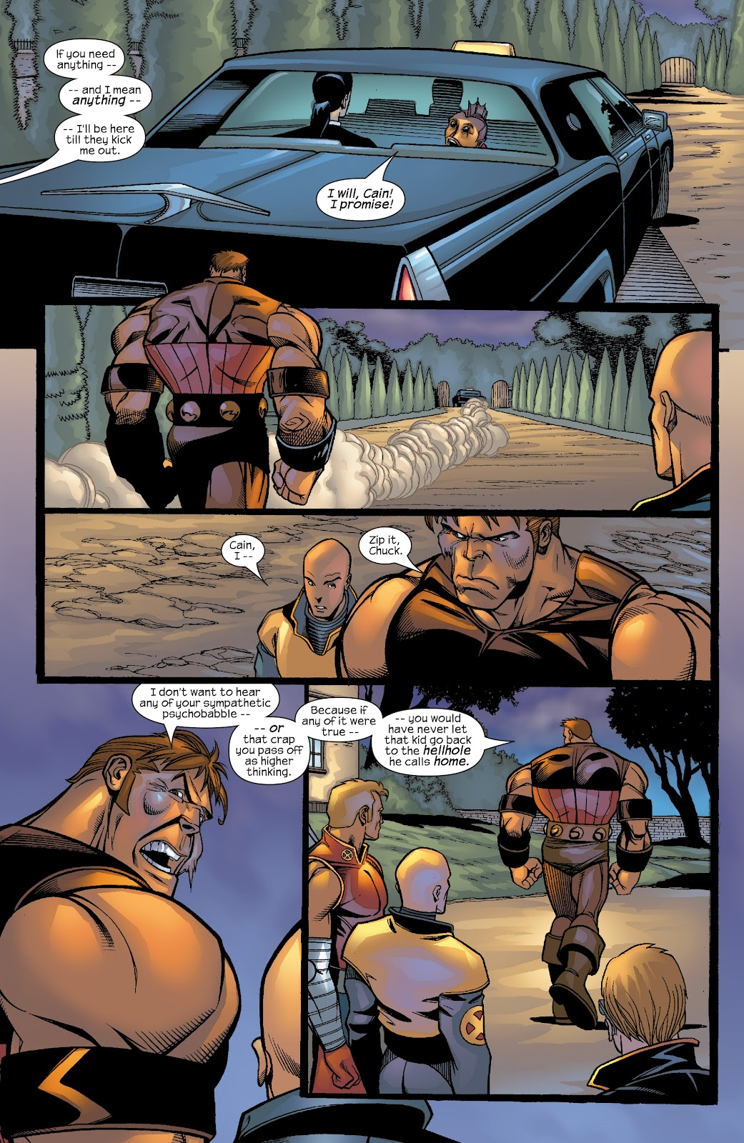 Read online X-Men: Unstoppable comic -  Issue # TPB (Part 4) - 70