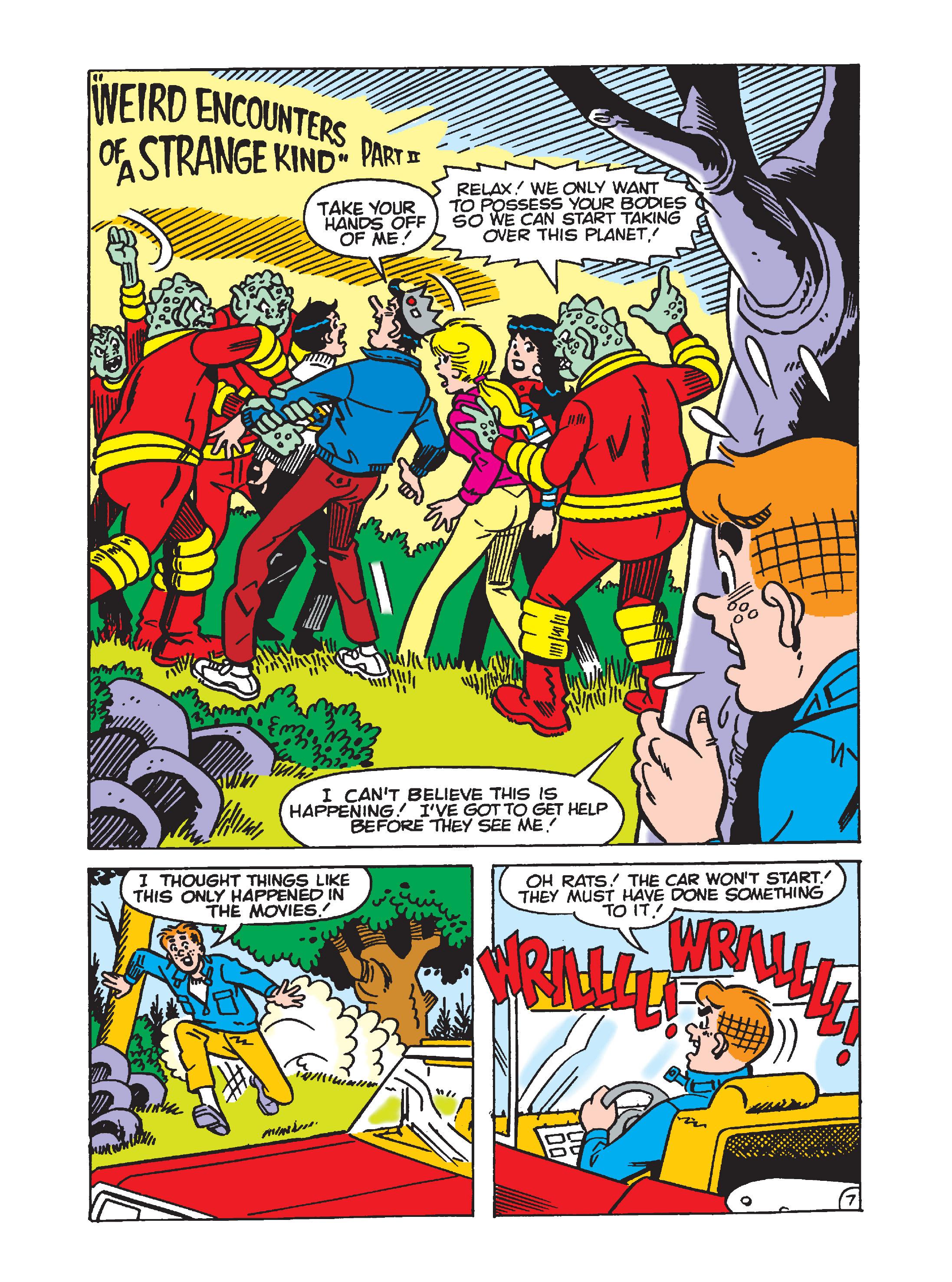Read online Archie 1000 Page Comics Bonanza comic -  Issue #1 (Part 1) - 90