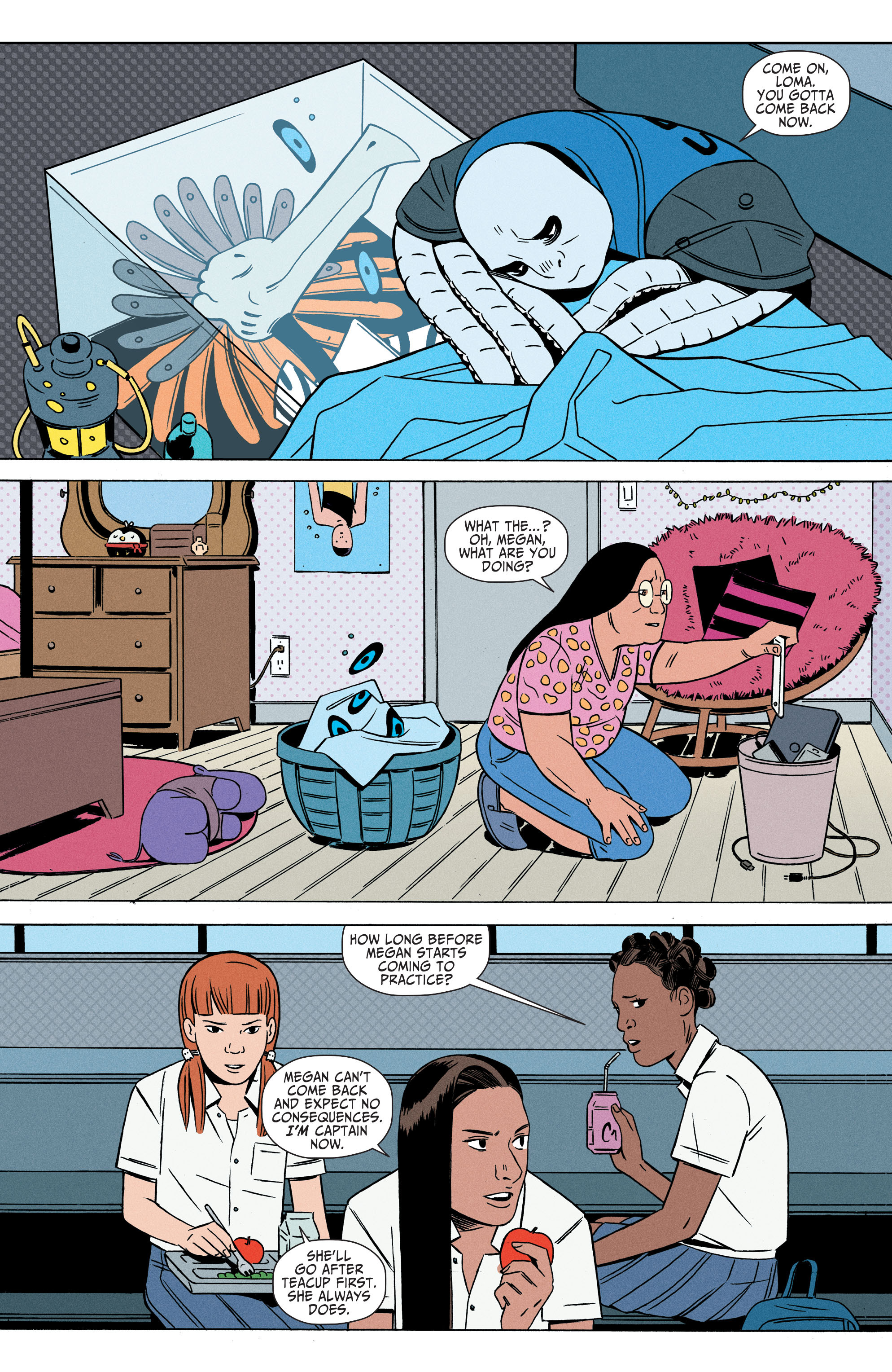 Read online Shade, the Changing Girl comic -  Issue #2 - 17
