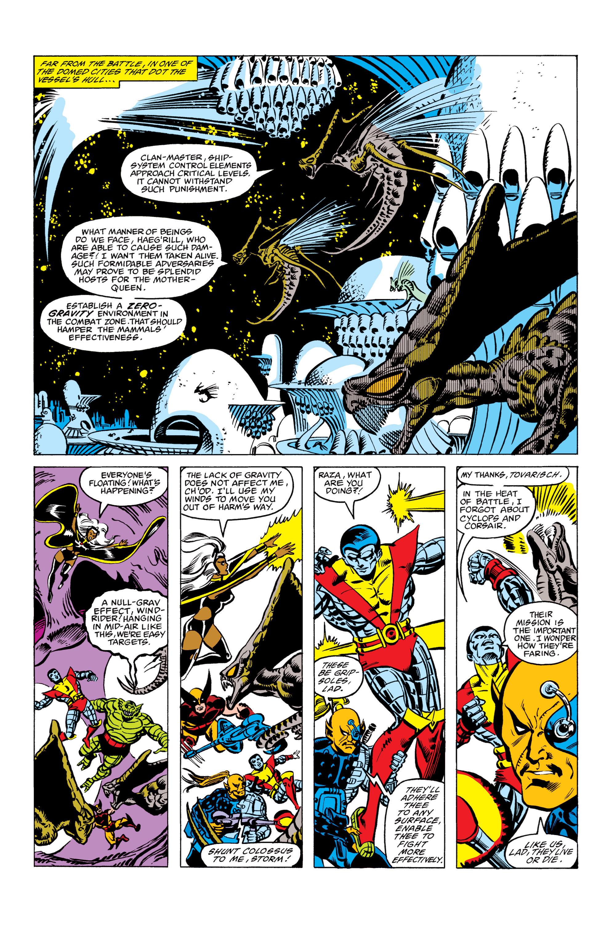 Read online Uncanny X-Men (1963) comic -  Issue #156 - 17