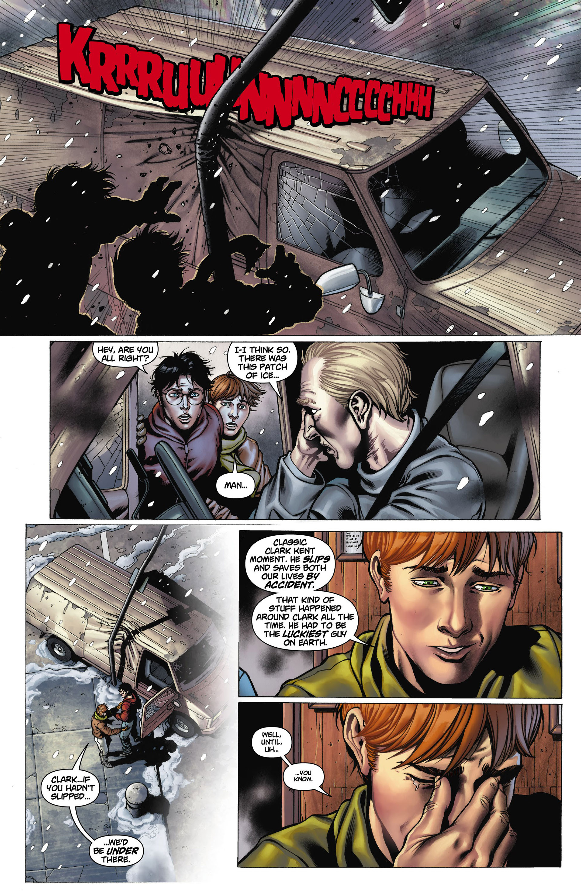 Read online Action Comics (2011) comic -  Issue #10 - 22
