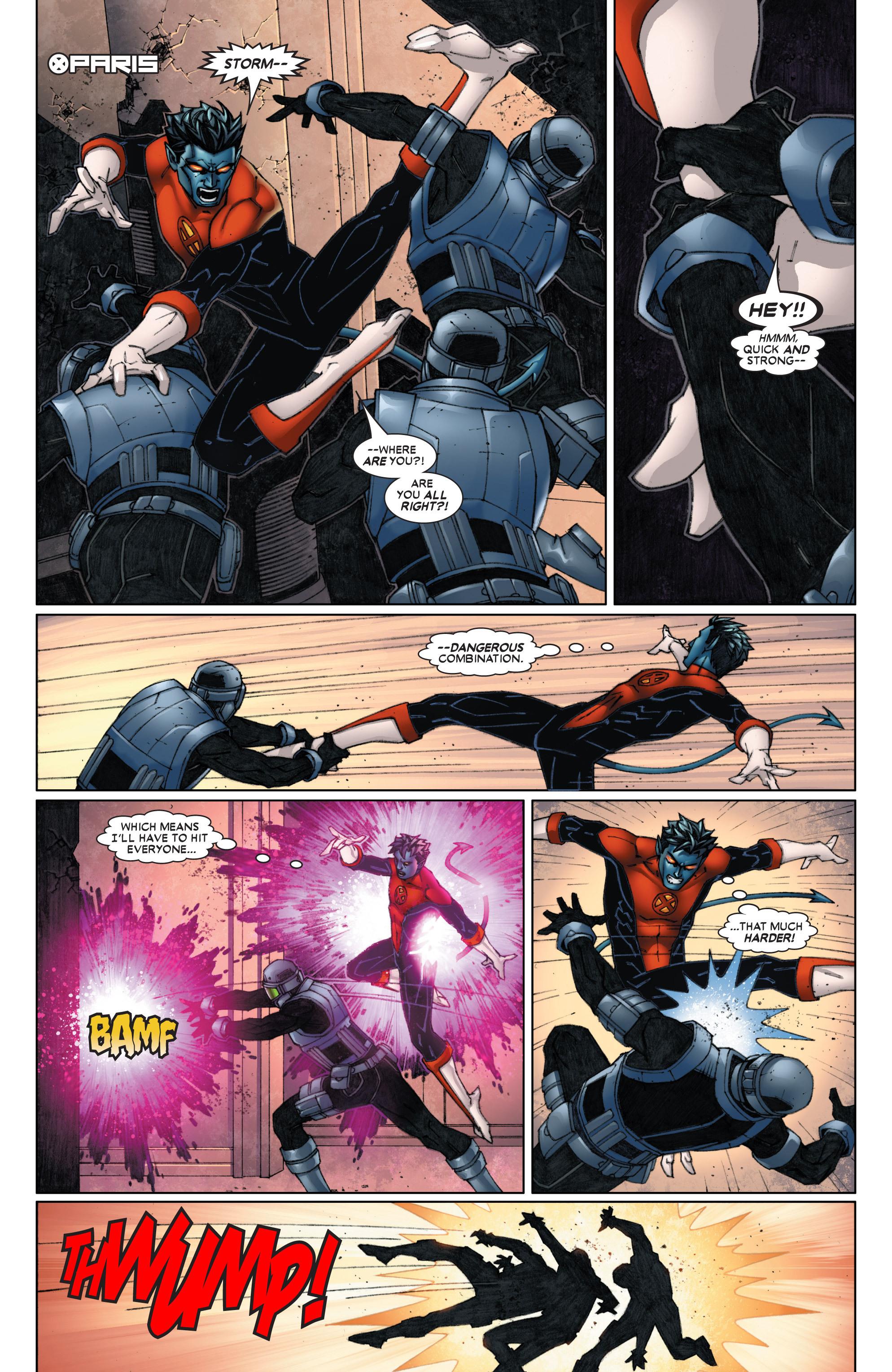 Read online Uncanny X-Men (1963) comic -  Issue #454 - 16