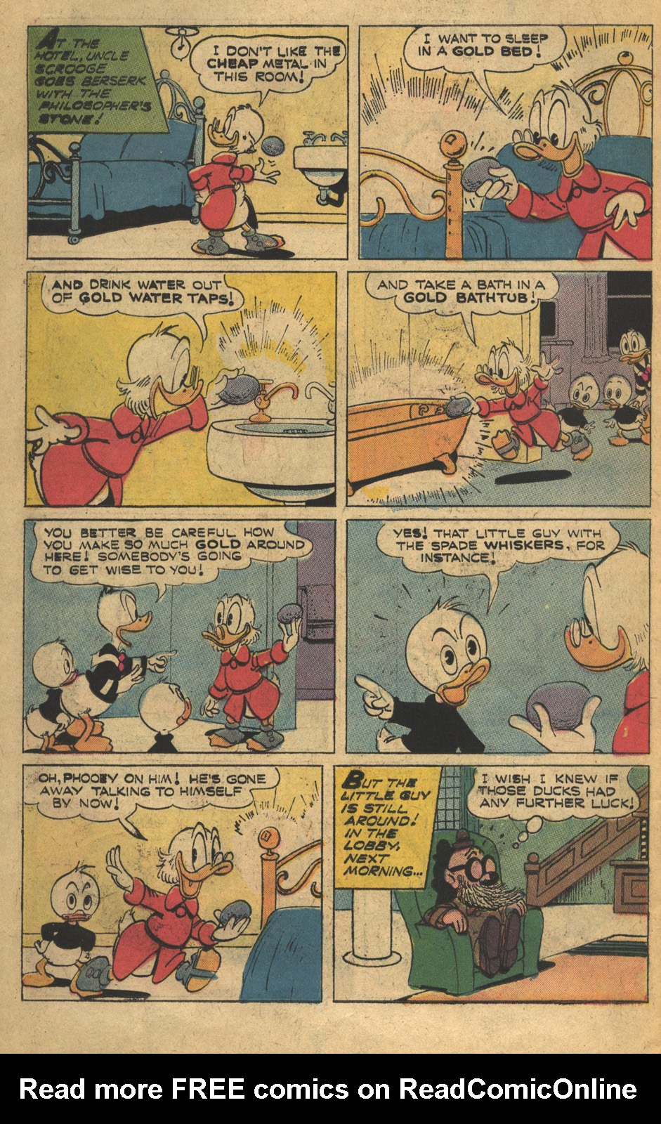 Read online Uncle Scrooge (1953) comic -  Issue #132 - 26