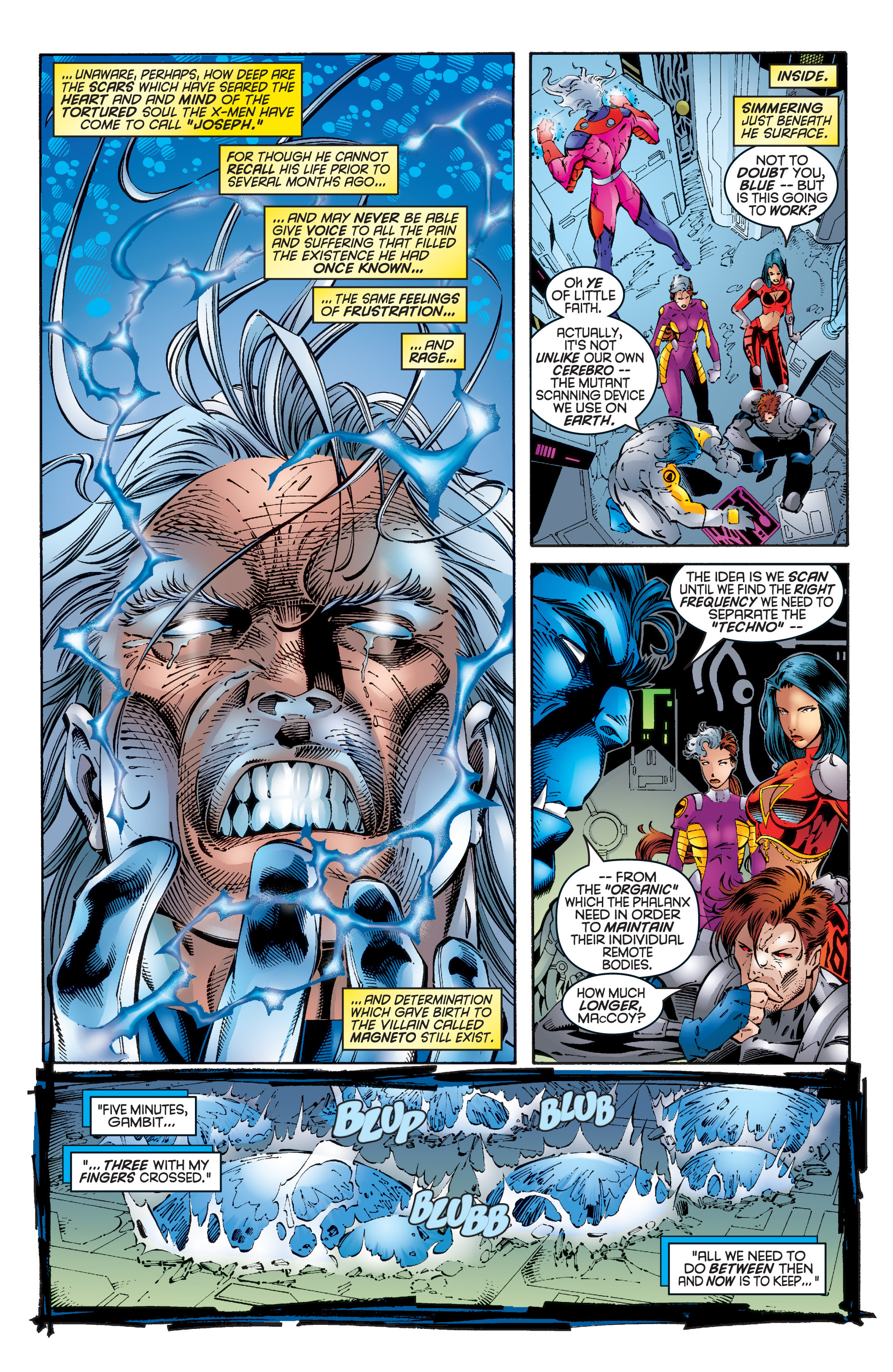 Read online Uncanny X-Men (1963) comic -  Issue #344 - 15