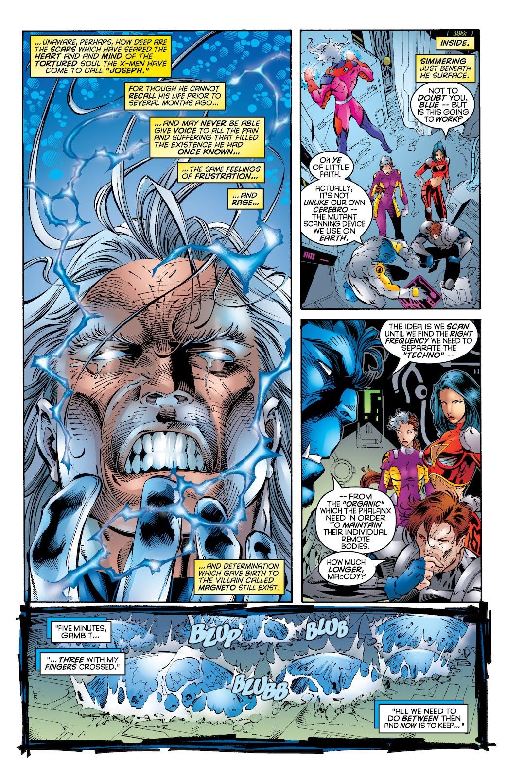 Uncanny X-Men (1963) issue 344 - Page 15
