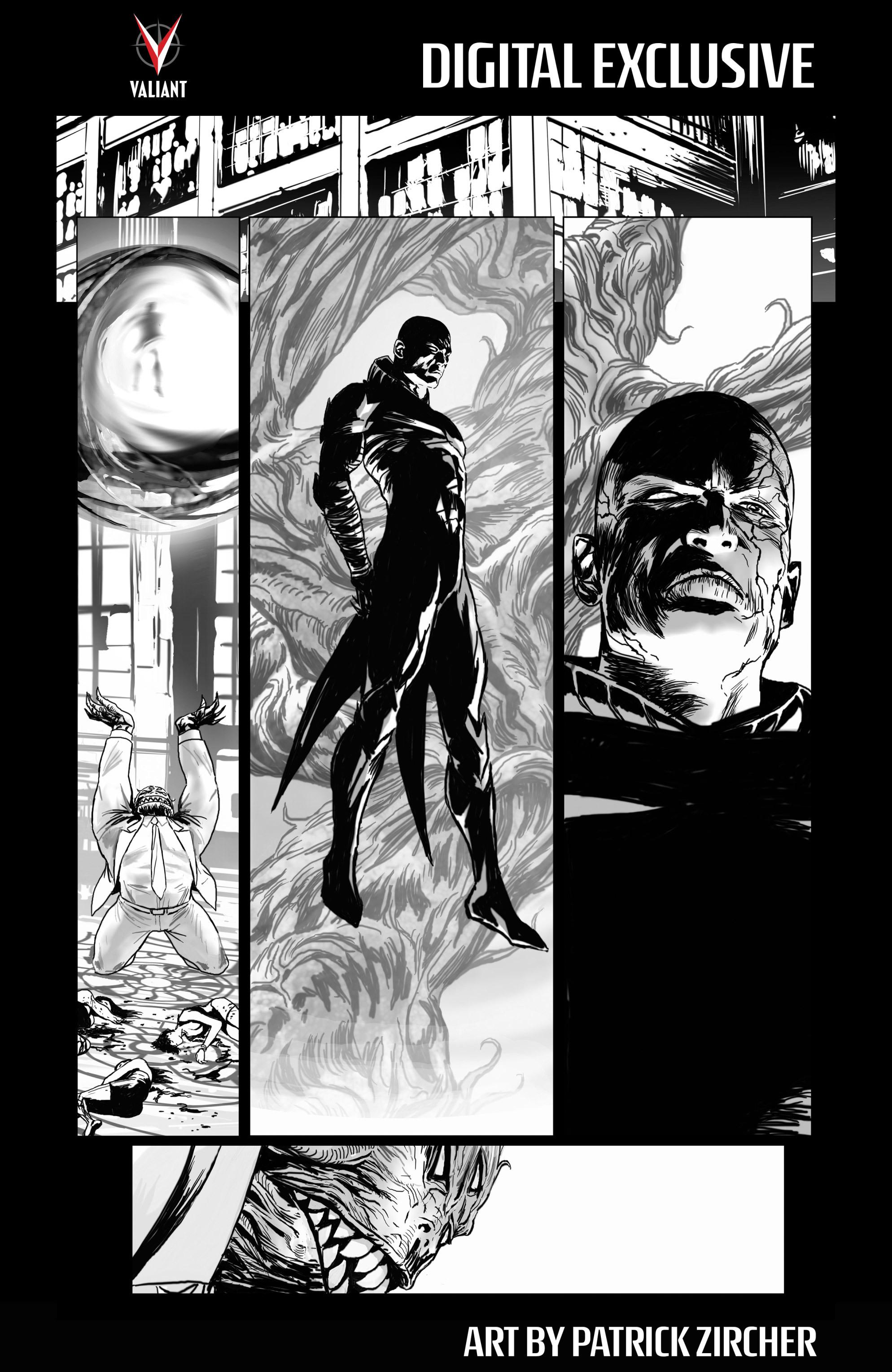 Read online Shadowman (2012) comic -  Issue #2 - 36