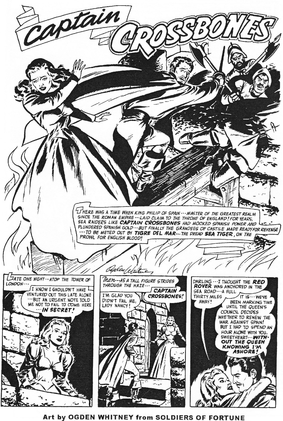Read online Men of Mystery Comics comic -  Issue #84 - 114