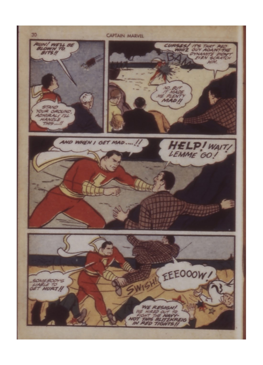 Captain Marvel Adventures issue 12 - Page 30