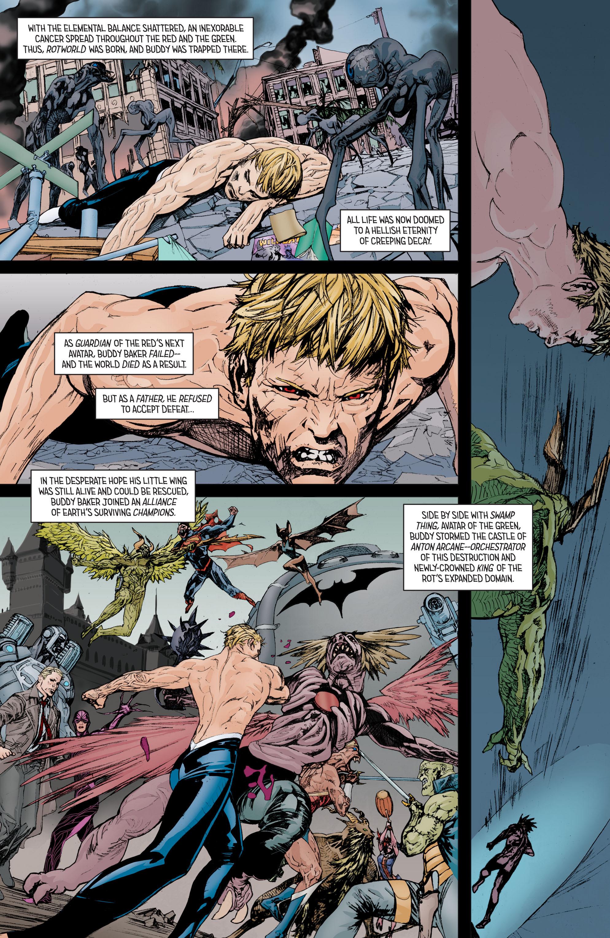 Read online Secret Origins (2014) comic -  Issue #8 - 15