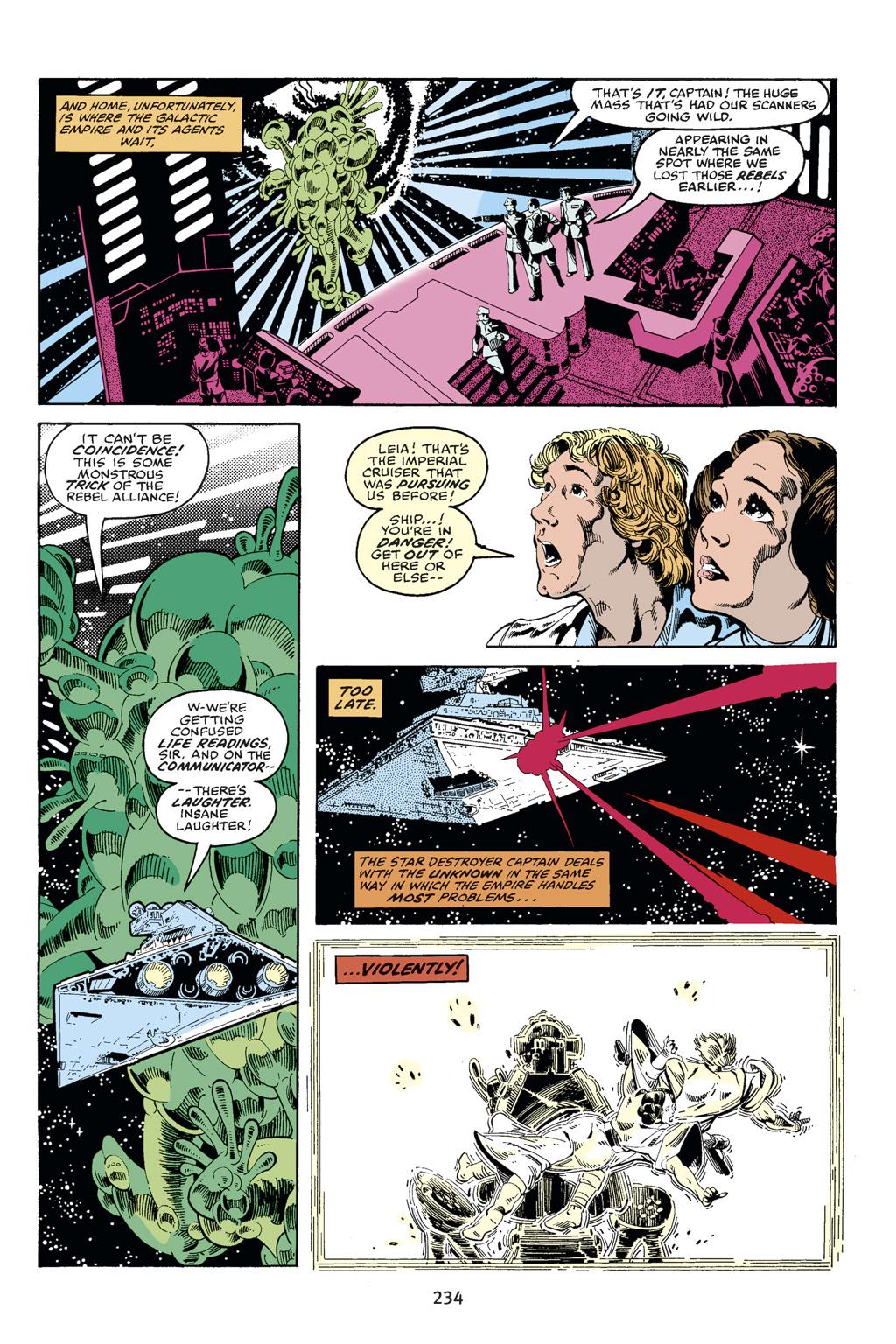 Read online Star Wars Omnibus comic -  Issue # Vol. 14 - 232