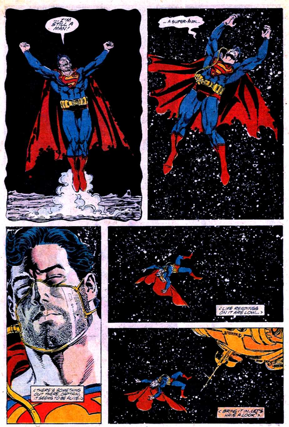 Read online Adventures of Superman (1987) comic -  Issue #453 - 13