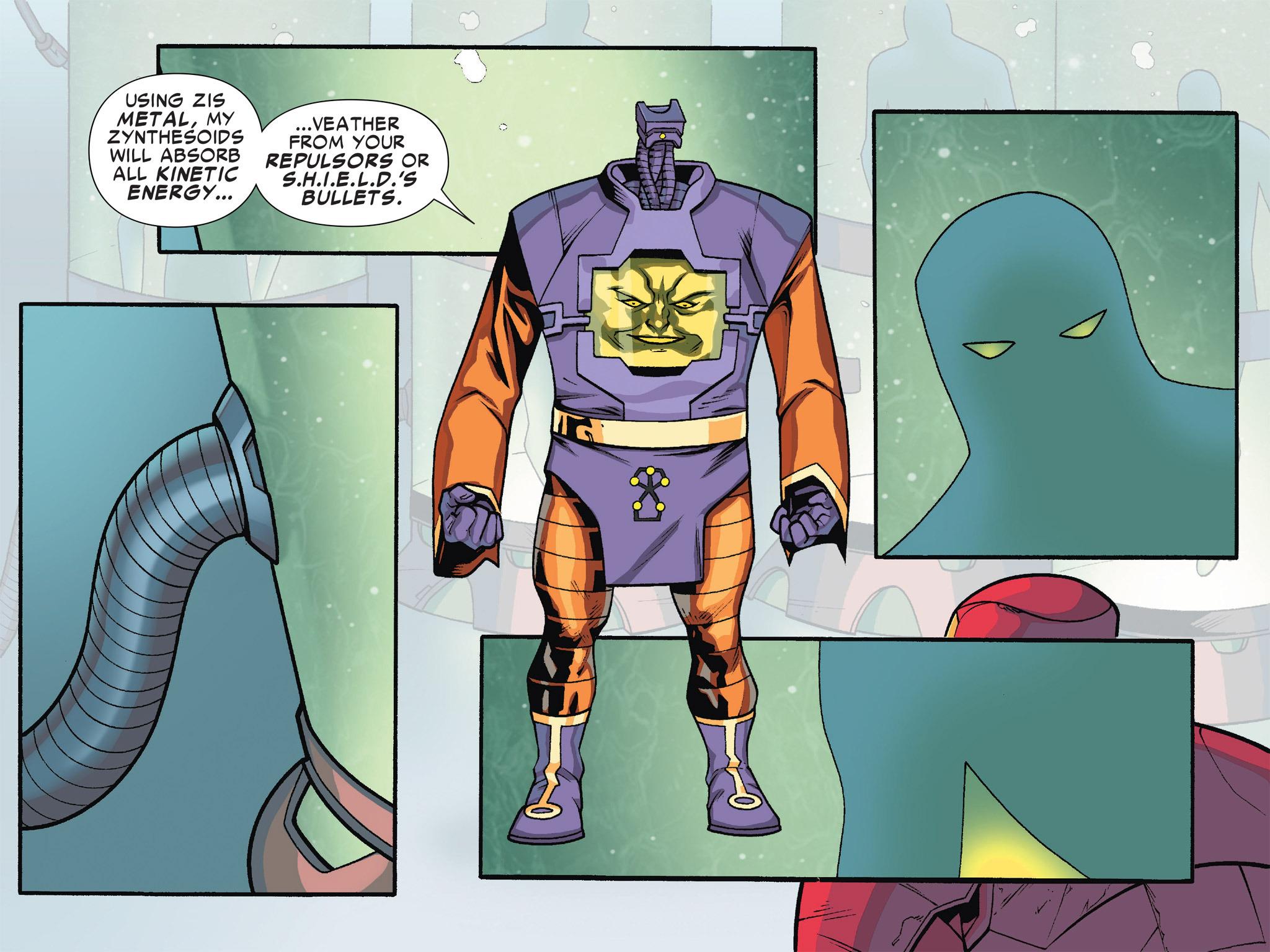 Read online Ultimate Spider-Man (Infinite Comics) (2016) comic -  Issue #4 - 43