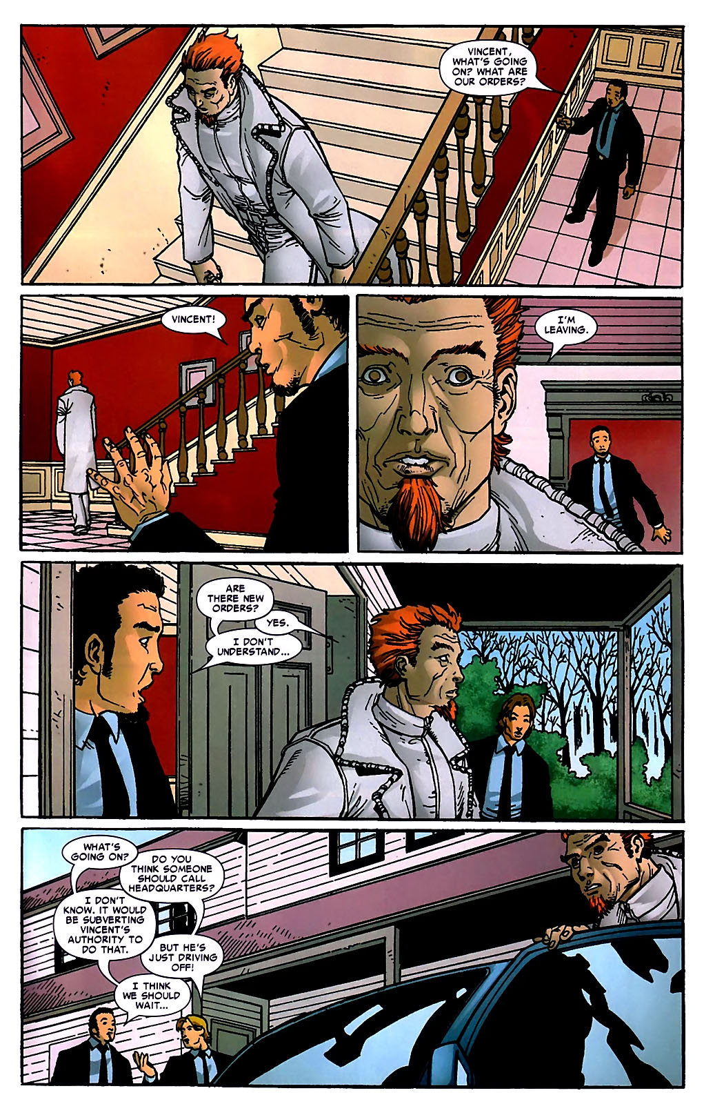 Read online Araña: Heart of the Spider comic -  Issue #10 - 16