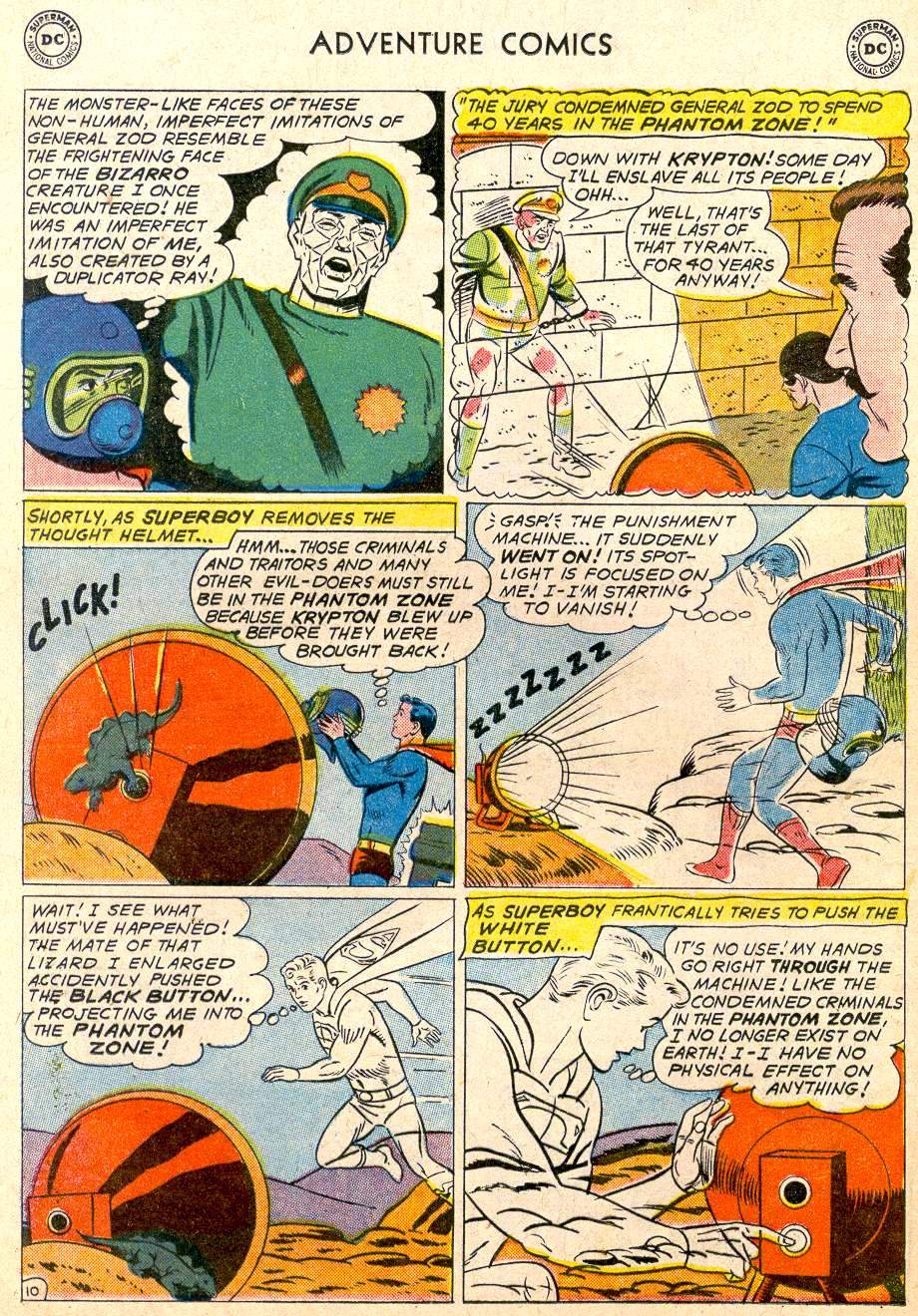 Read online Adventure Comics (1938) comic -  Issue #283 - 12