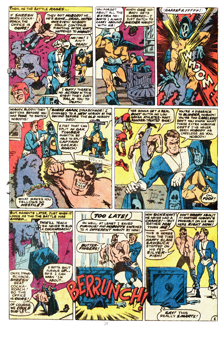 Read online Sgt. Fury comic -  Issue #164 - 32