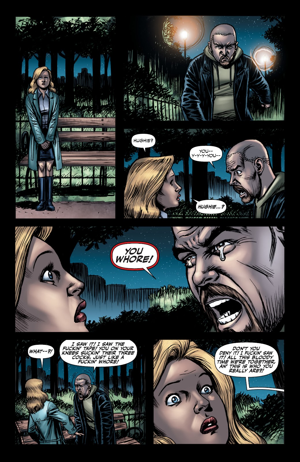 Read online The Boys Omnibus comic -  Issue # TPB 4 (Part 3) - 3