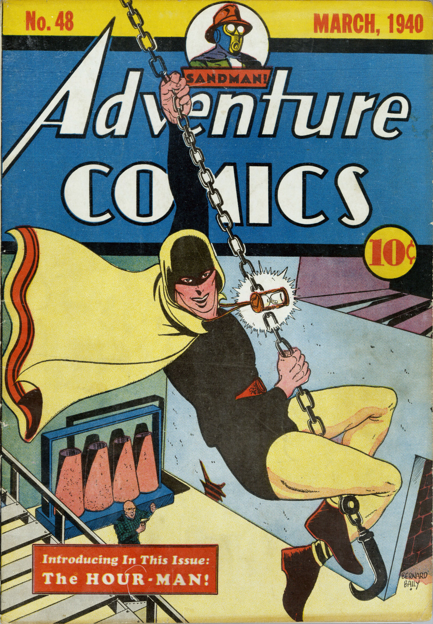 Read online Adventure Comics (1938) comic -  Issue #48 - 2