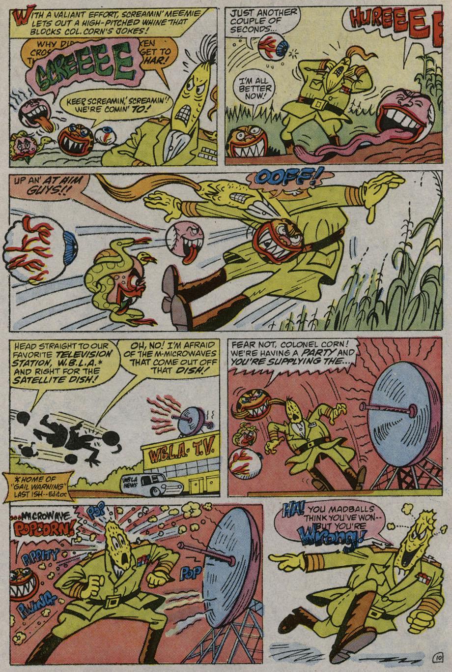 Madballs issue 9 - Page 15