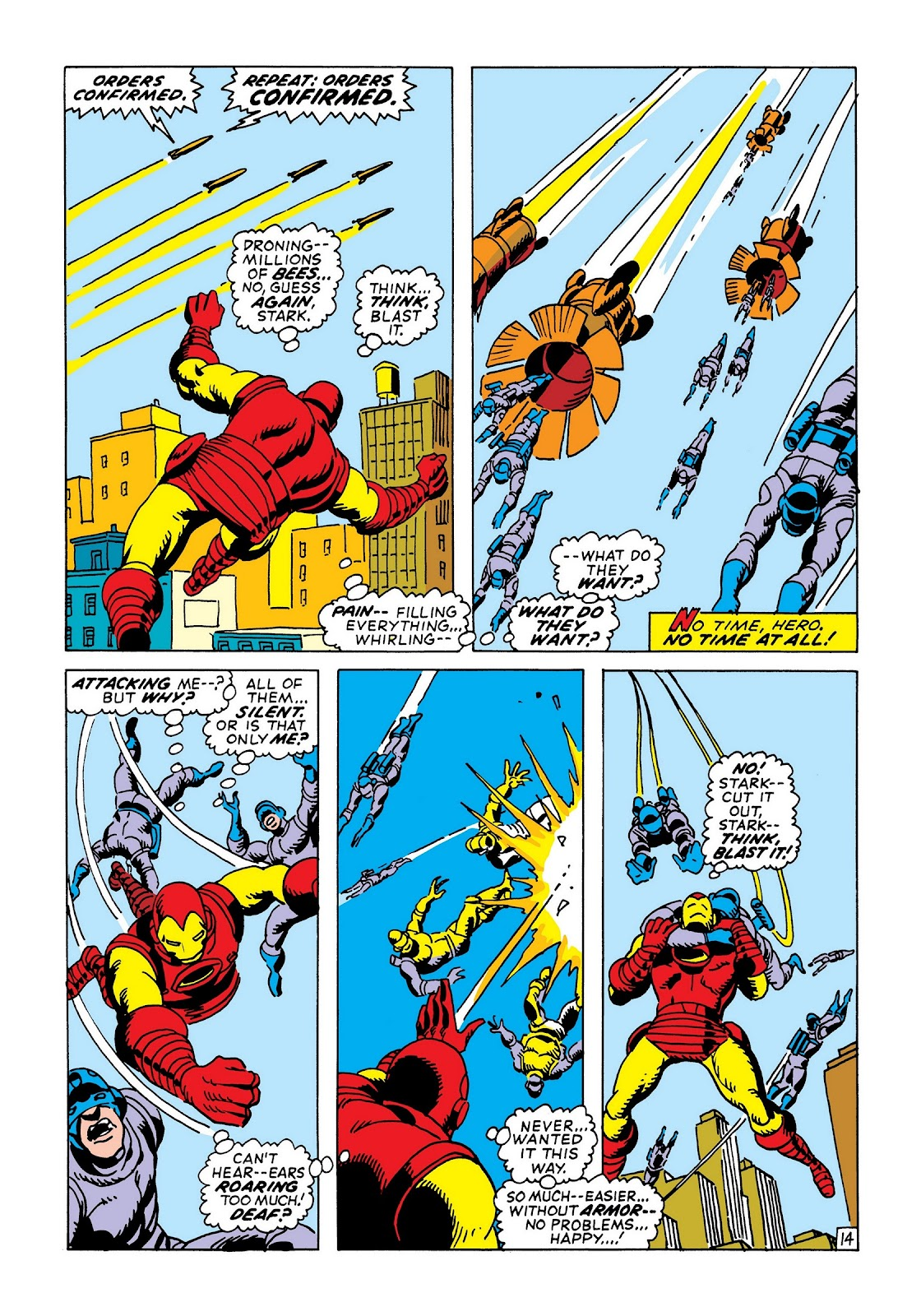 Read online Marvel Masterworks: The Invincible Iron Man comic -  Issue # TPB 8 (Part 1) - 20